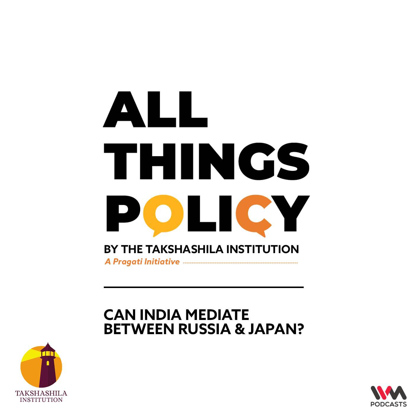 Can India Mediate Between Russia and Japan?