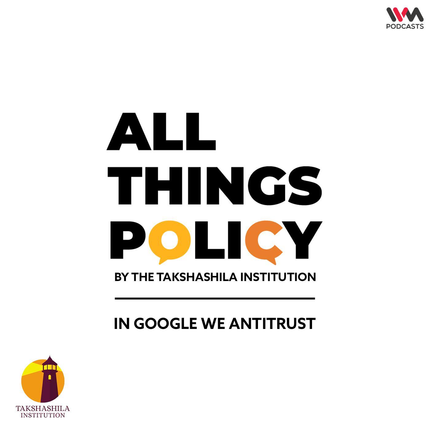 Ep. 591: In Google We Antitrust