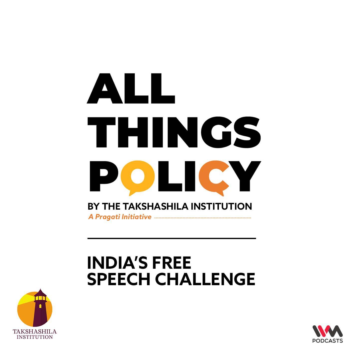 India's Free Speech Challenge