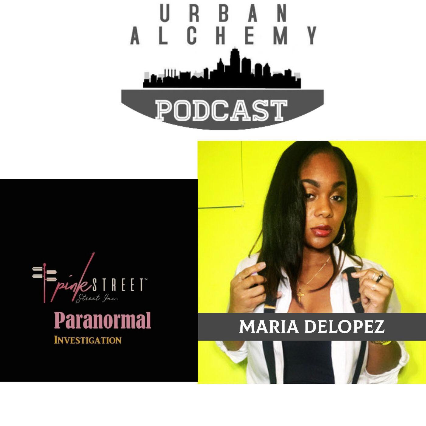 Maria De'Lopez - Pink Street Paranormal