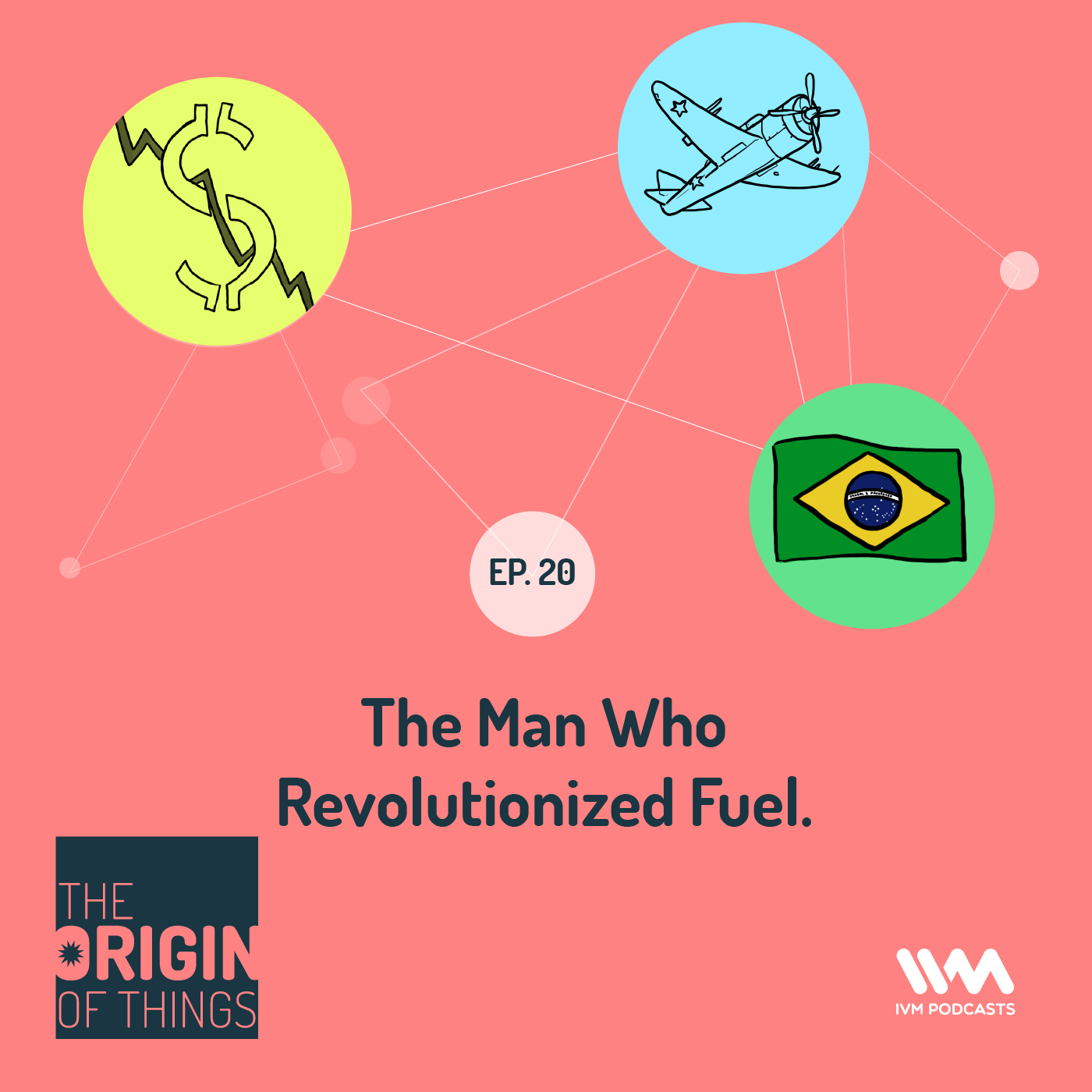 Ep. 20: The Man Who Revolutionized Fuel.