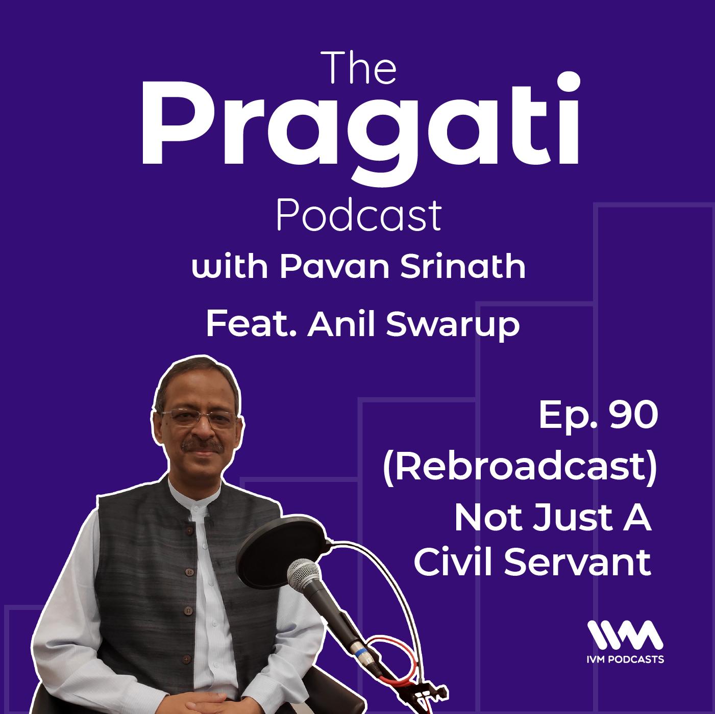 Rebroadcast Ep. 90: Not Just A Civil Servant