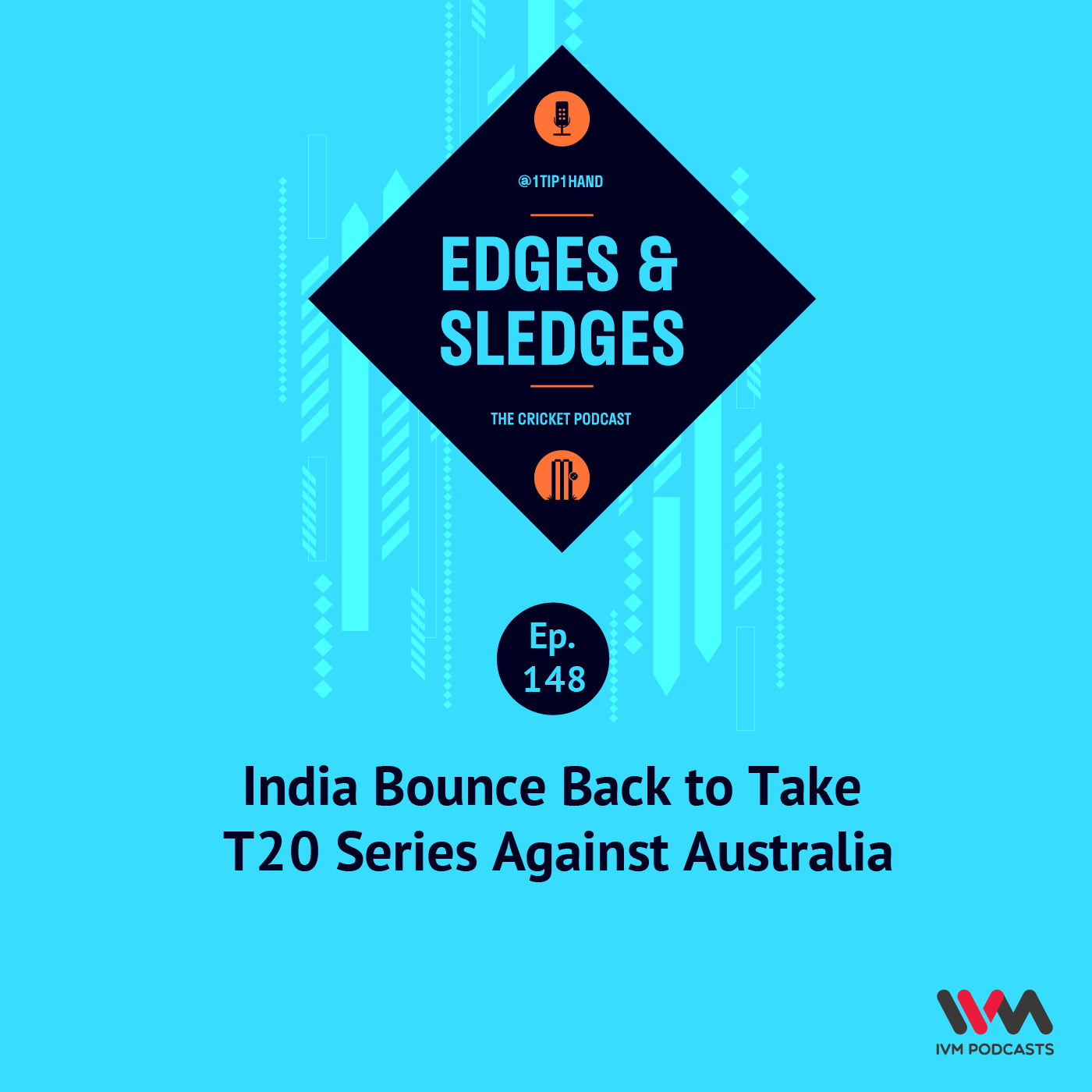 Ep. 148: India Bounce Back to Take T20 Series Against Australia