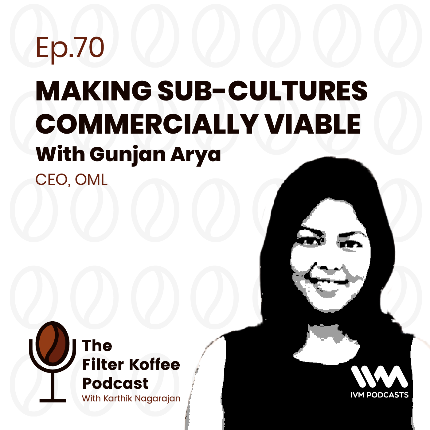 Ep. 70: Making Sub-Cultures Commercially Viable