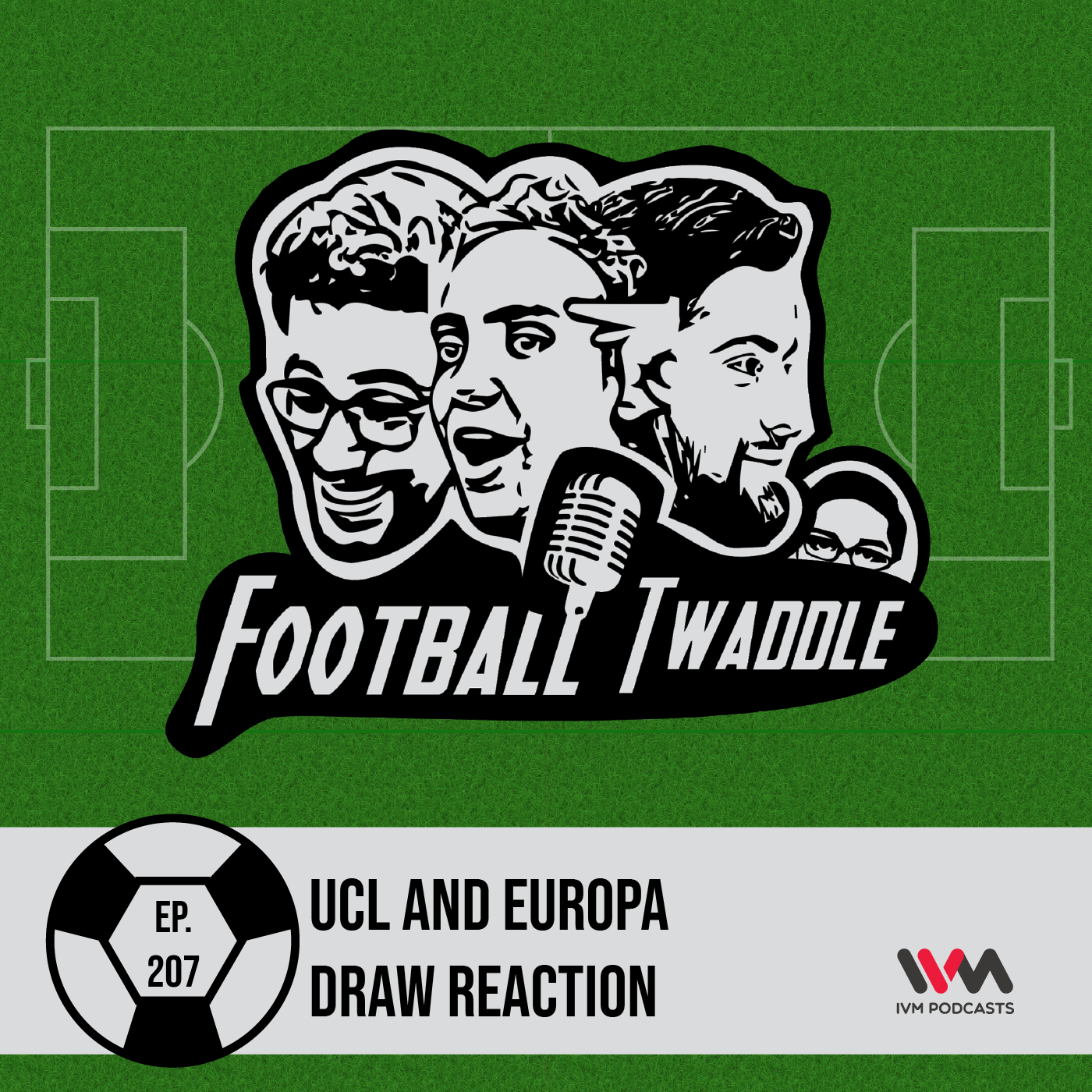 UCL and Europa Draw Reaction