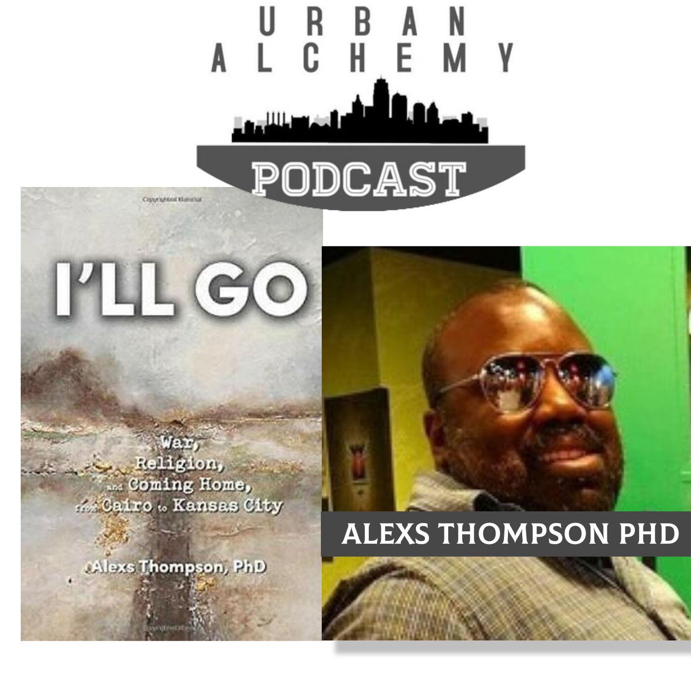 "Alexs  Thompson PhD - ""I'll Go"""