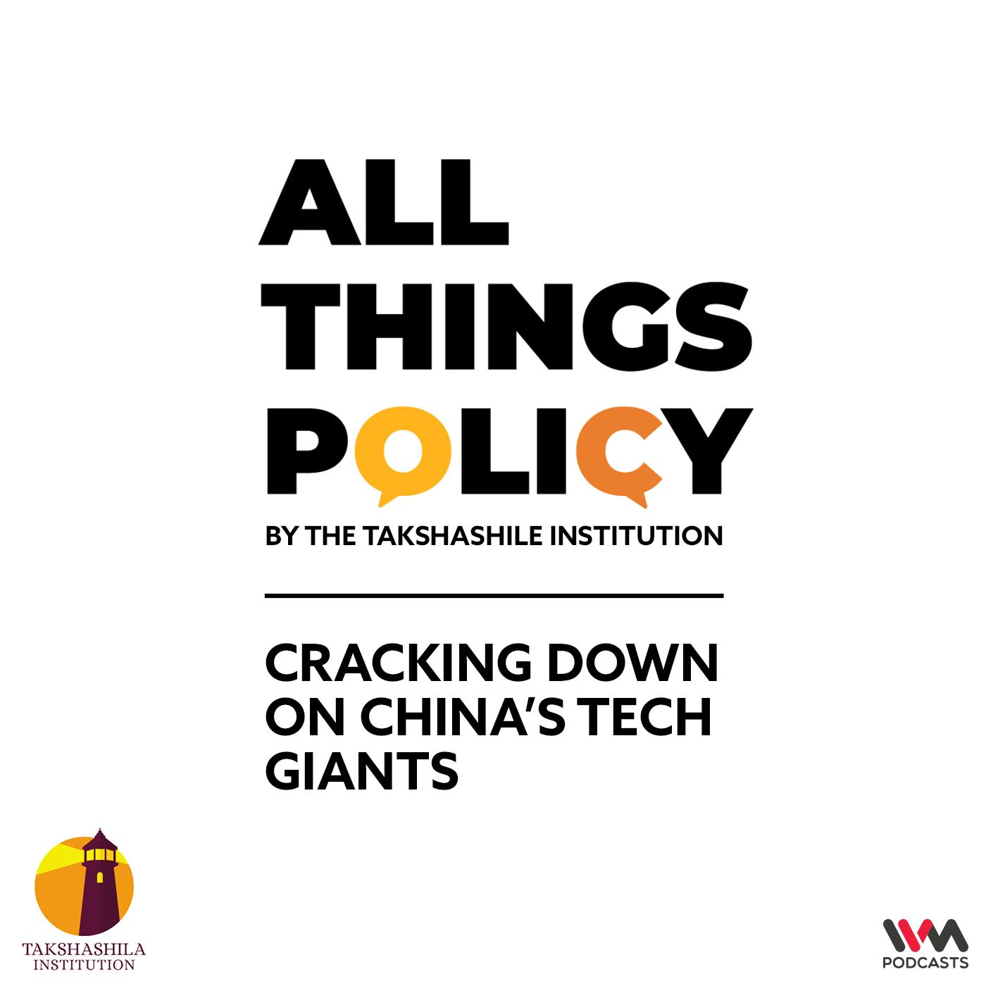 Ep. 553: Cracking Down on China's Tech Giants