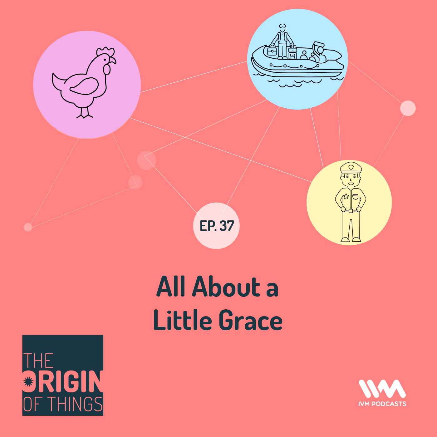 Ep. 37: All About a Little Grace