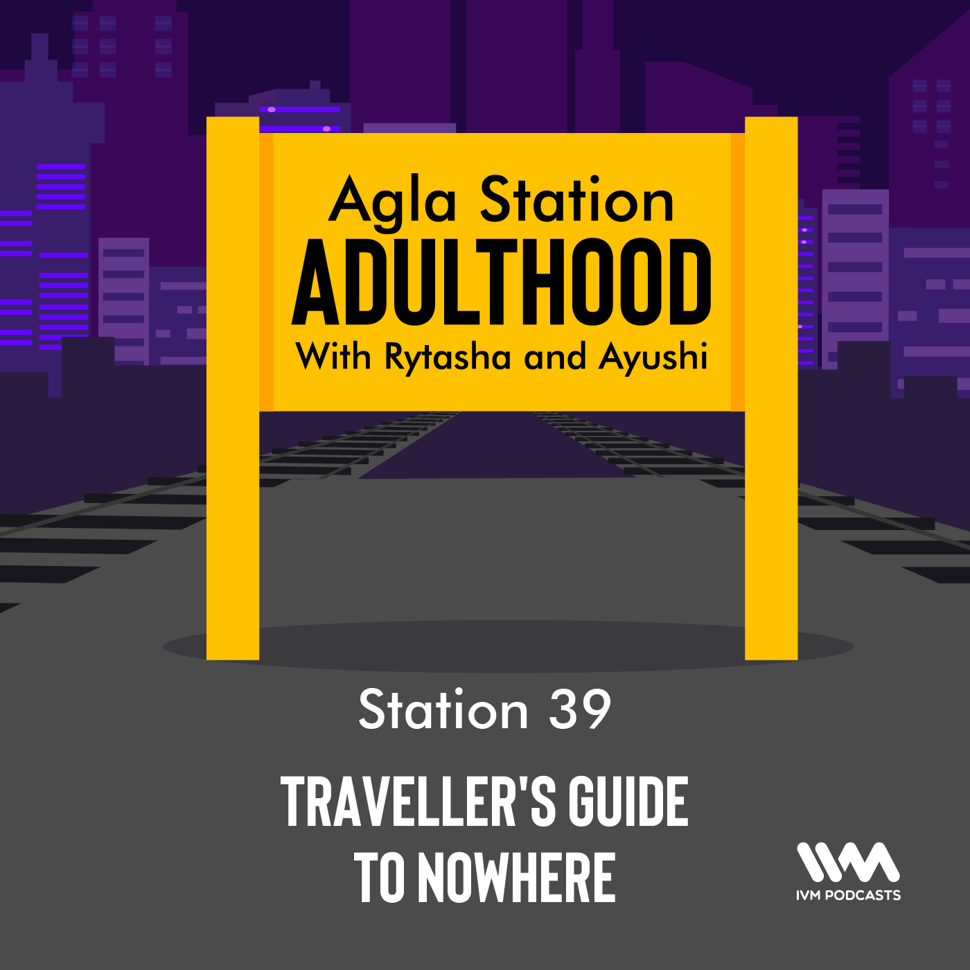 Ep. 39: Traveller's Guide To Nowhere