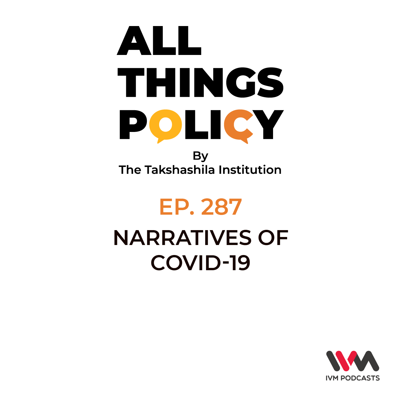 Ep. 287: Narratives of COVID-19