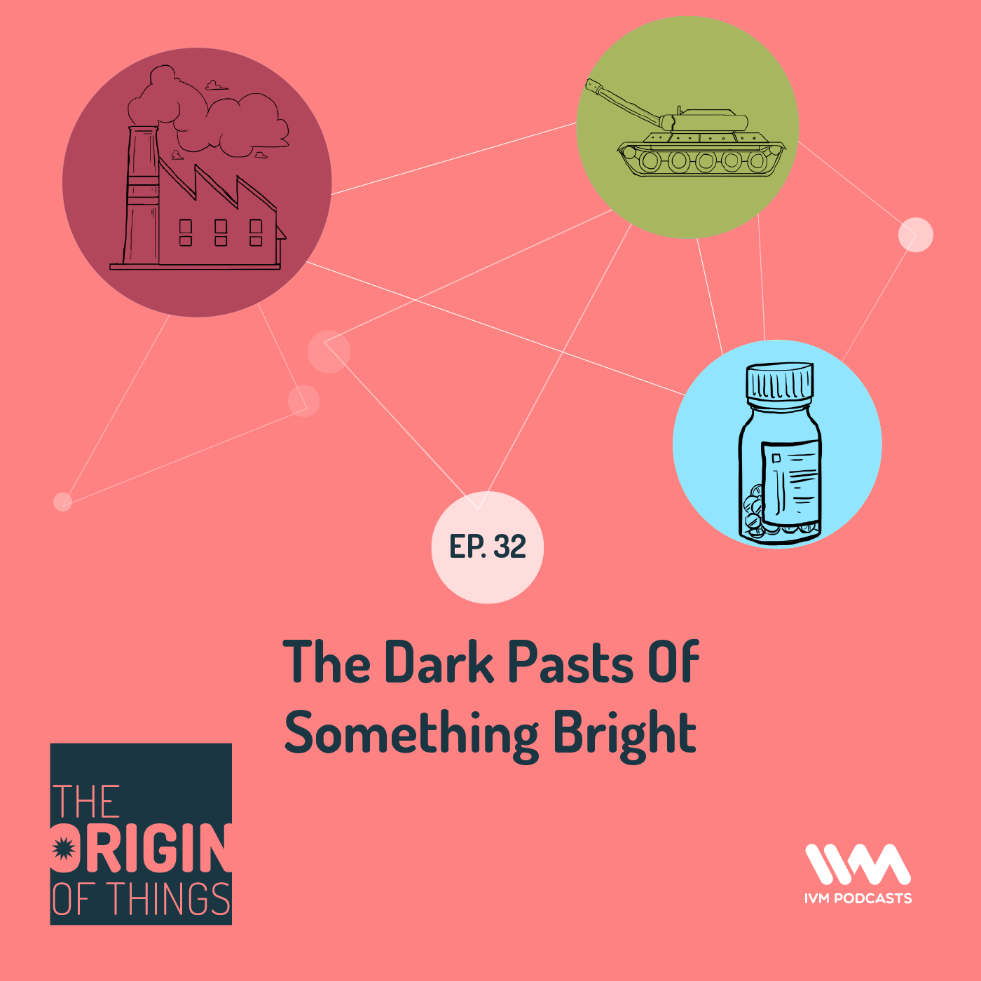 Ep. 32: The Dark Pasts Of Something Bright
