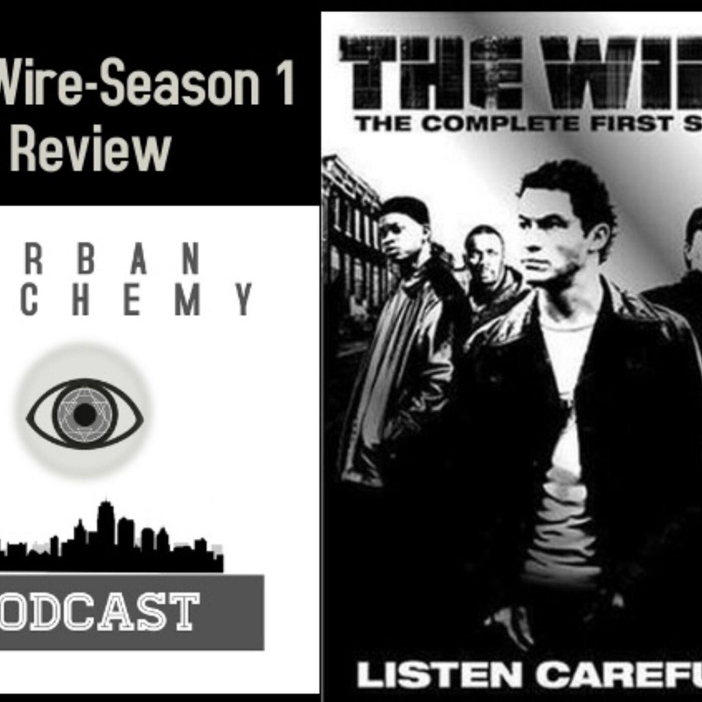 The Wire Season 1 - Show Review