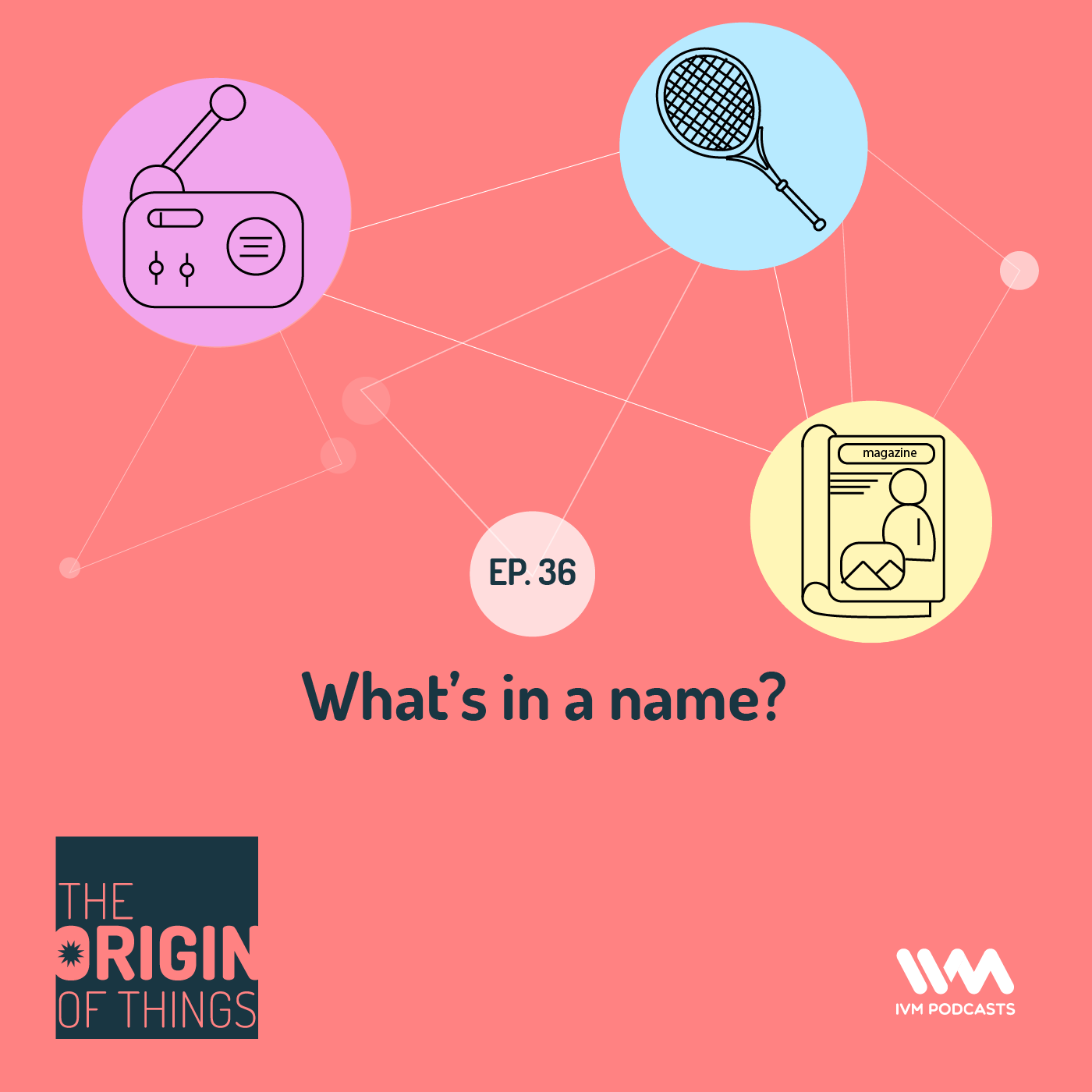 Ep. 36: What's in a name?