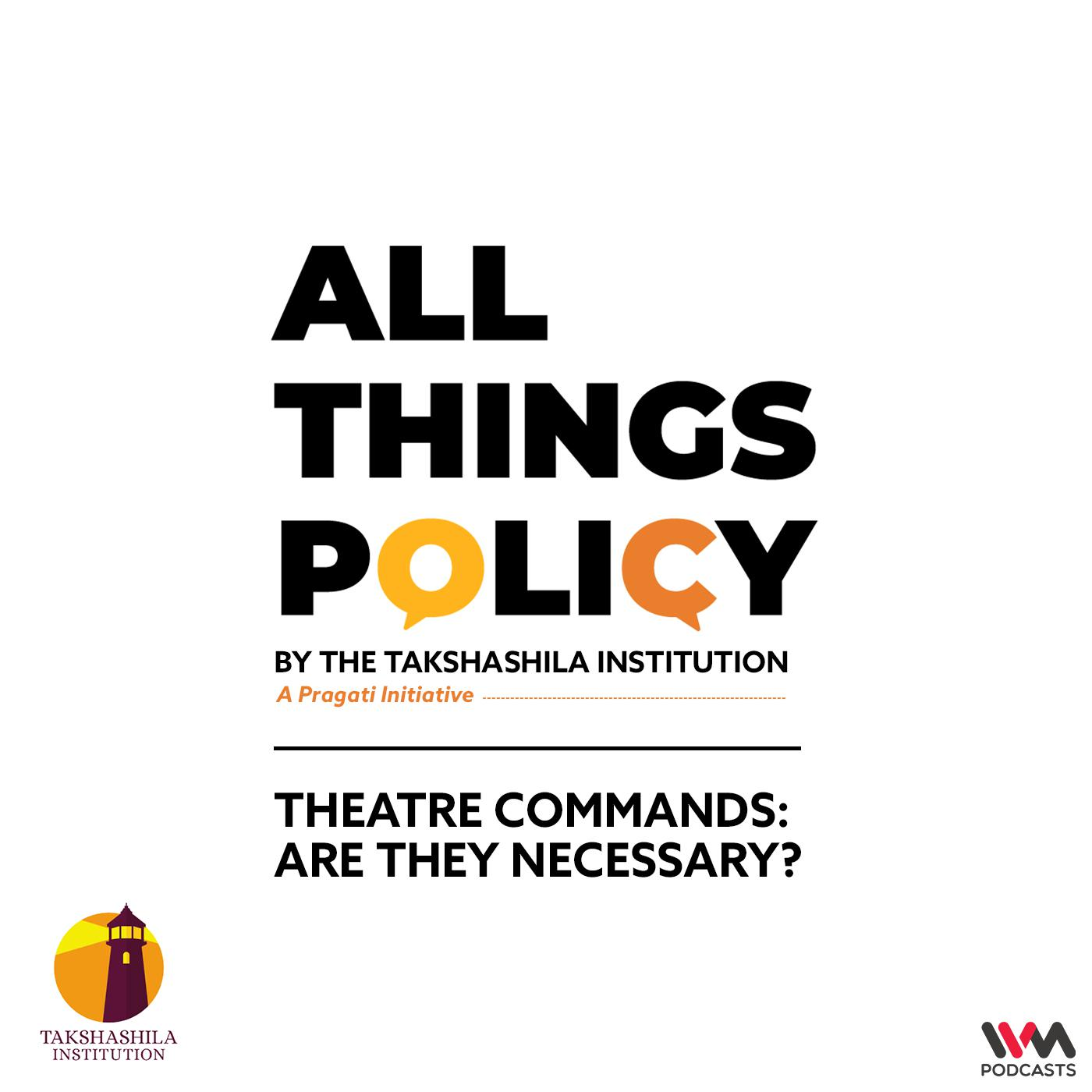 Ep. 615: Theatre Commands: Are they Necessary?