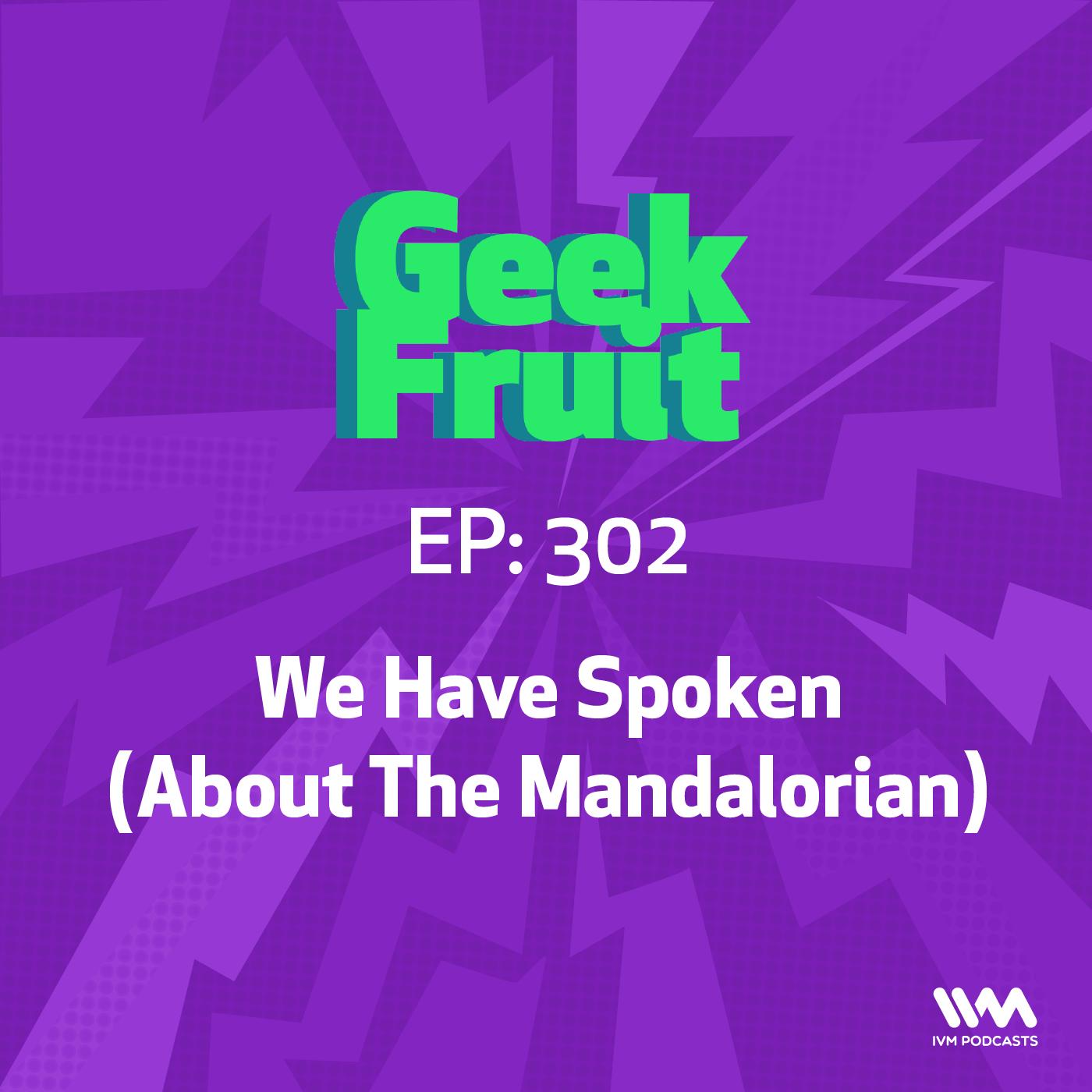 Ep. 302: Mandalorian