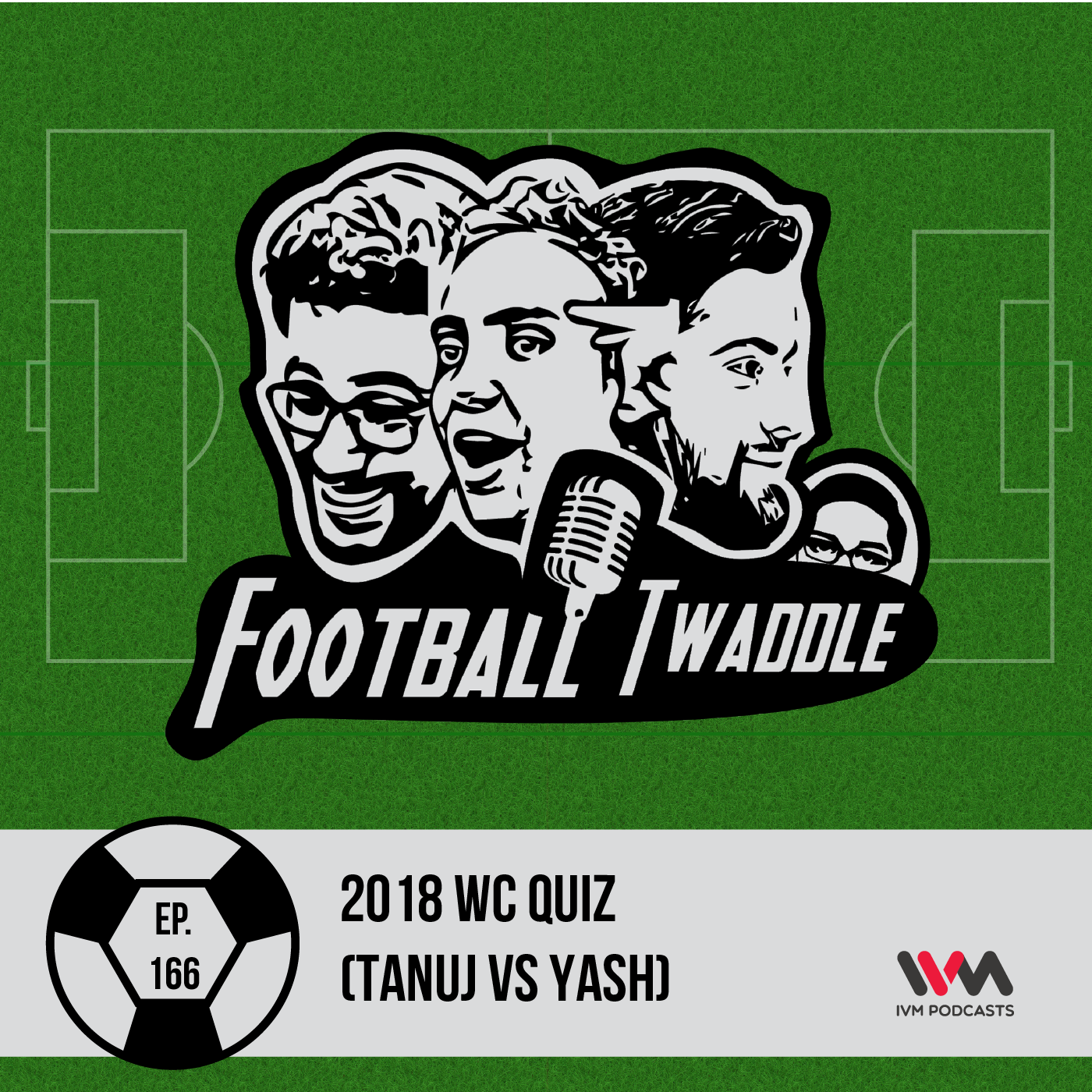 2018 WC Quiz (Tanuj vs Yash)