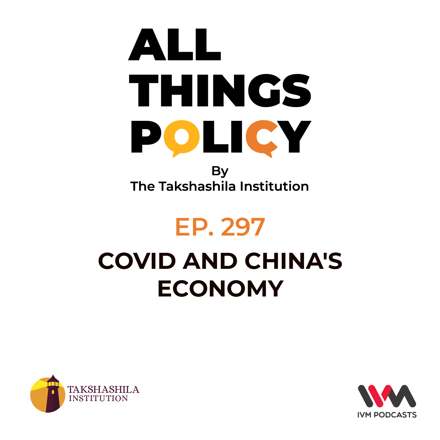 Ep. 297: COVID and China's Economy