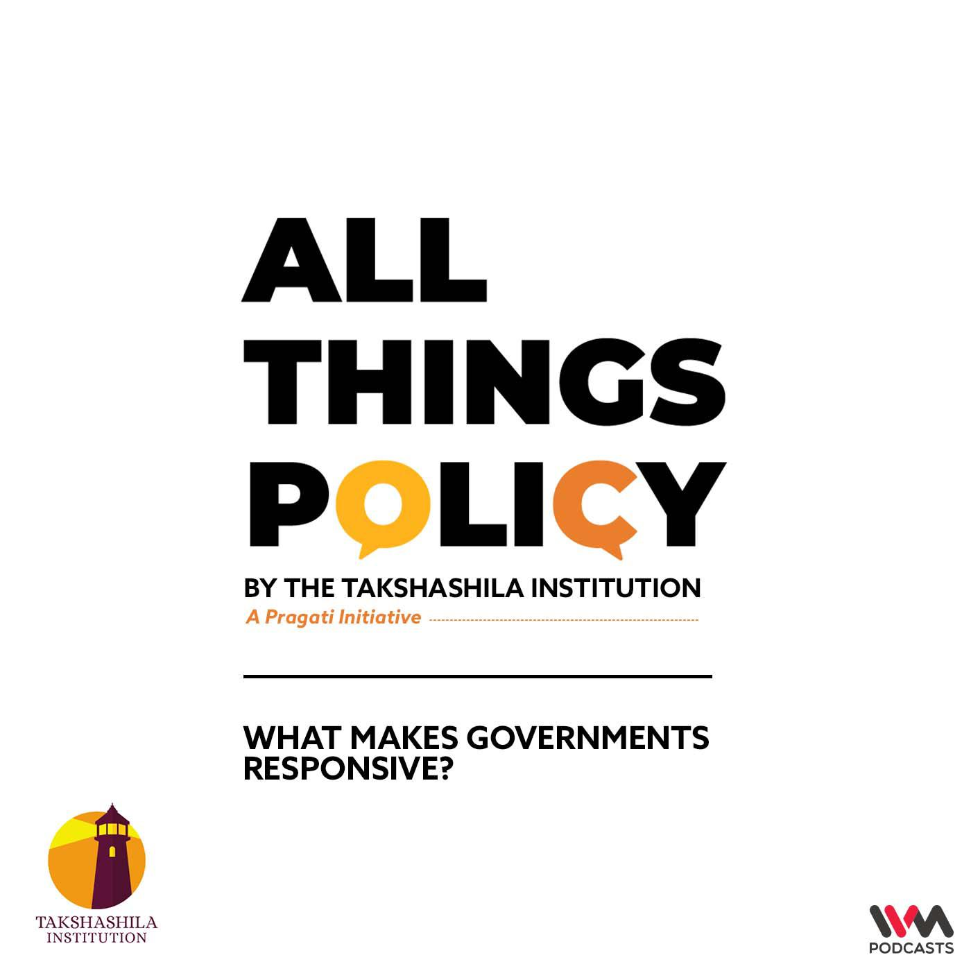 What Makes Governments Responsive?