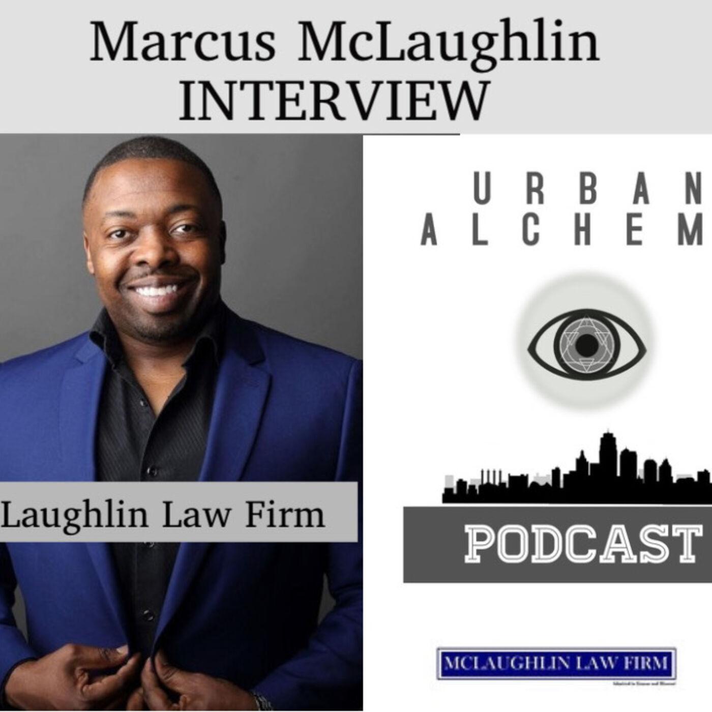Marcus McLaughlin - McLaughlin Law Firm