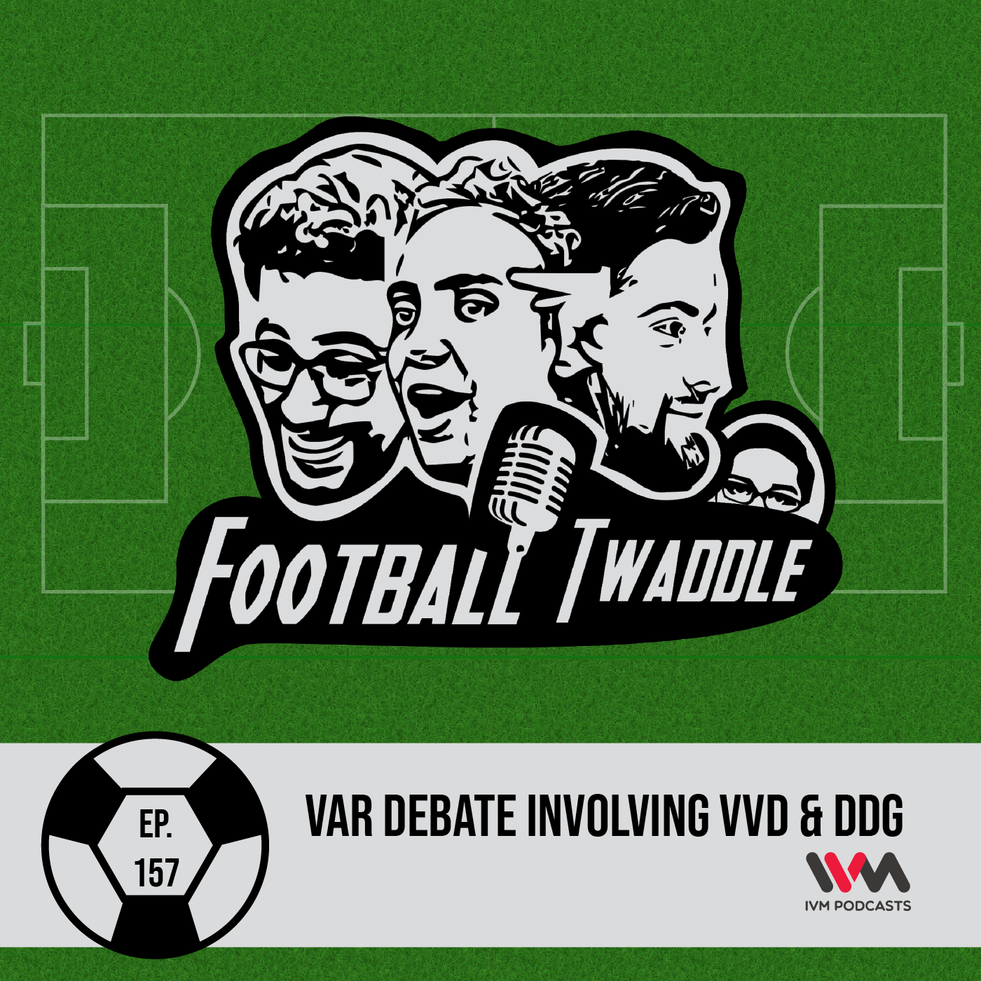 VAR debate involving VVD & DDG