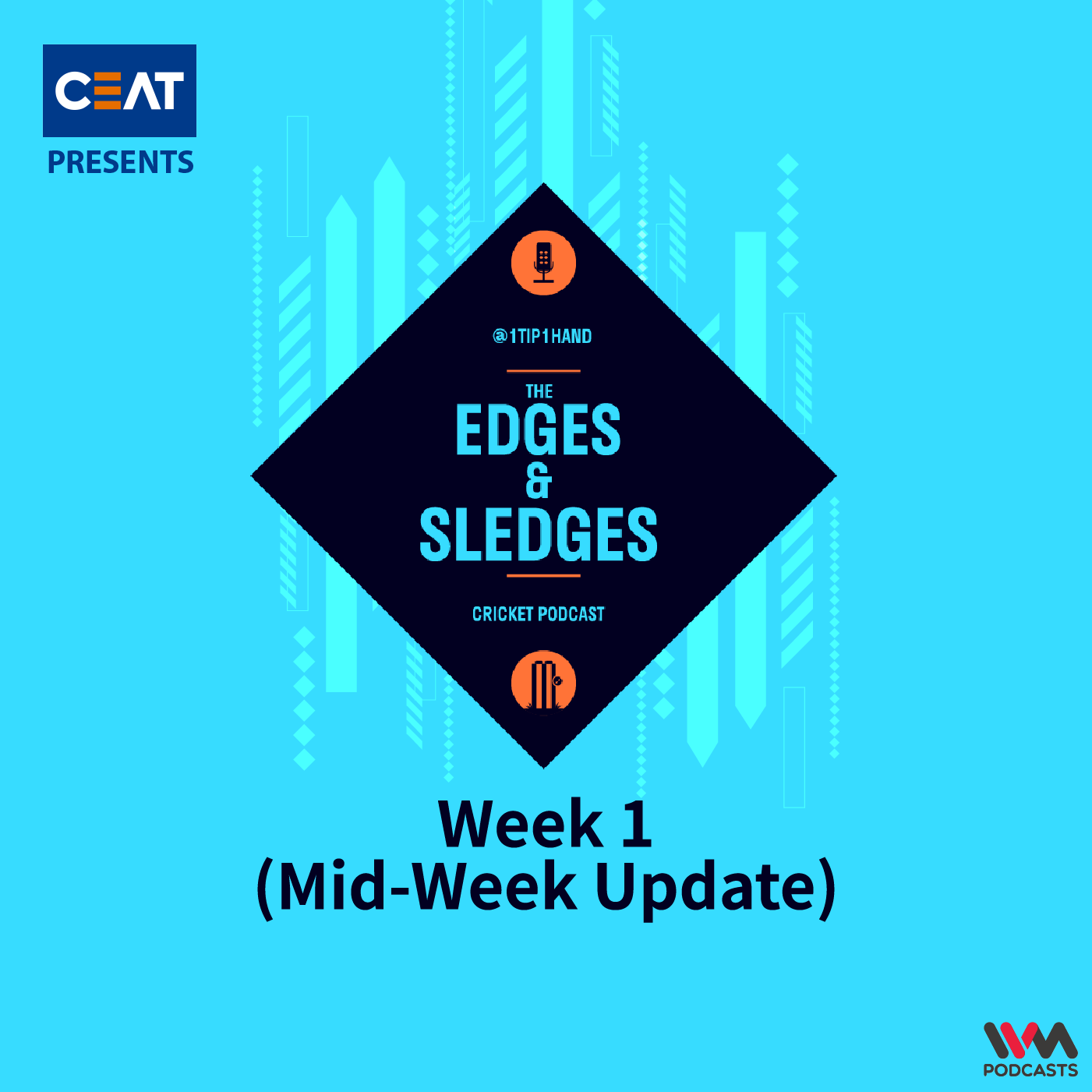 Ep. 167: IPL 2021: Week 1 (Mid-Week Update)