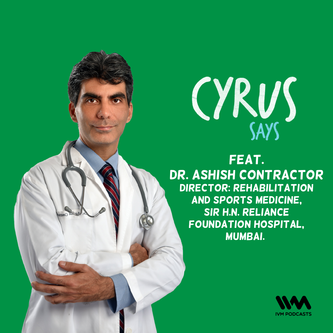 Ep. 624: feat. Dr. Ashish Contractor
