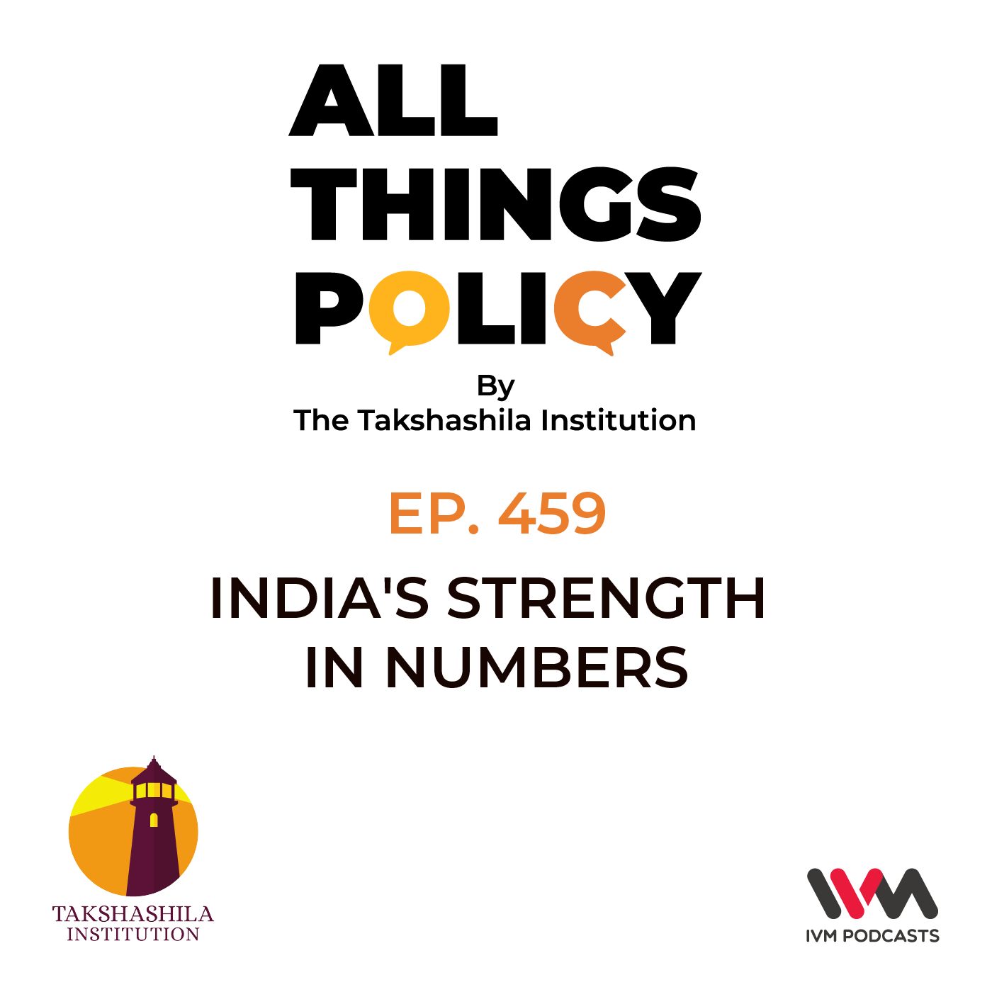Ep. 459: India's Marathon: Shruti Rajagopalan on India's Strength in Numbers