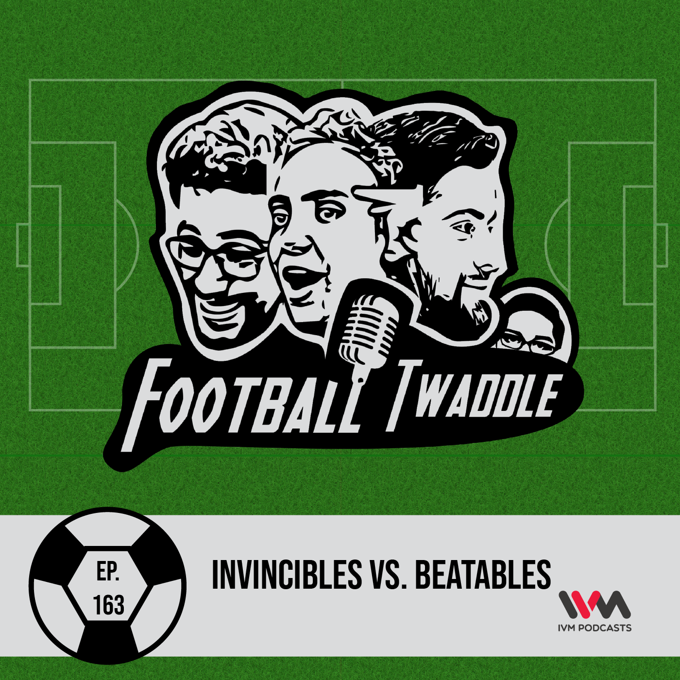 Invincibles vs. Beatables