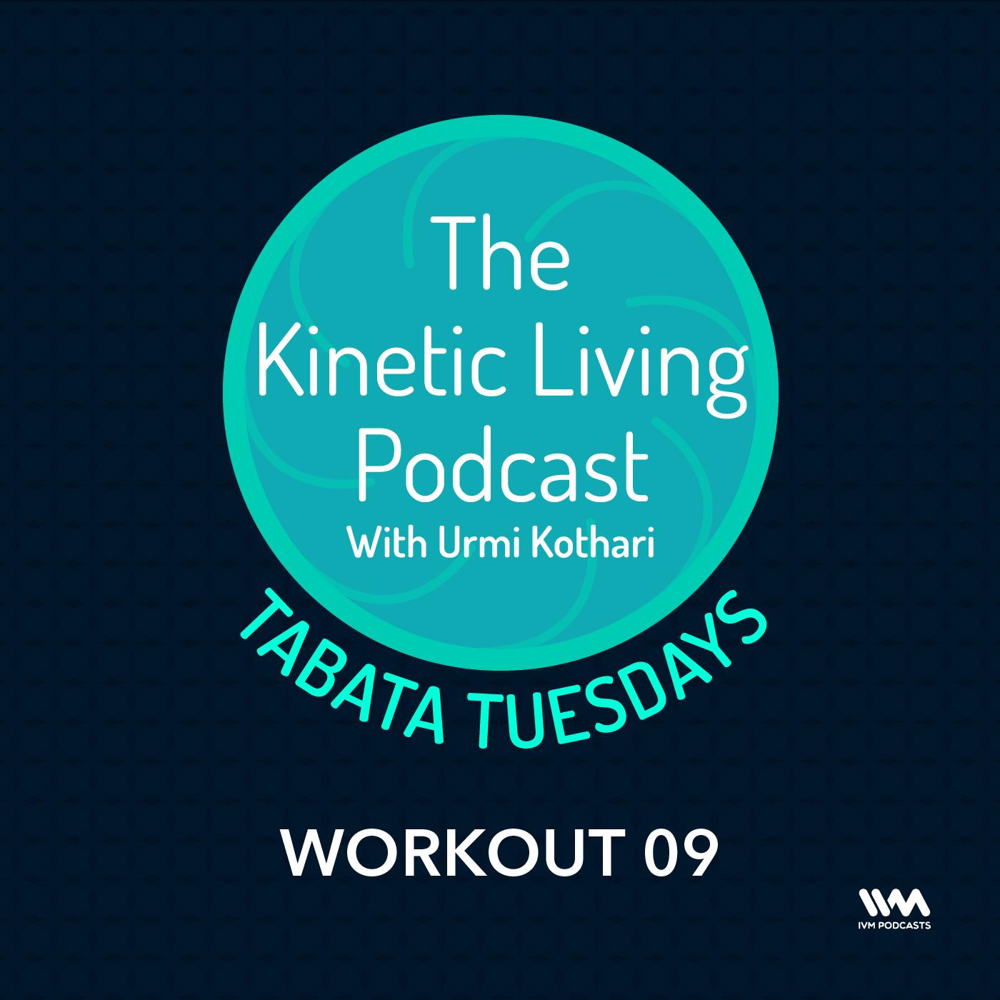 S02 E09: Tabata Tuesday - Workout 09