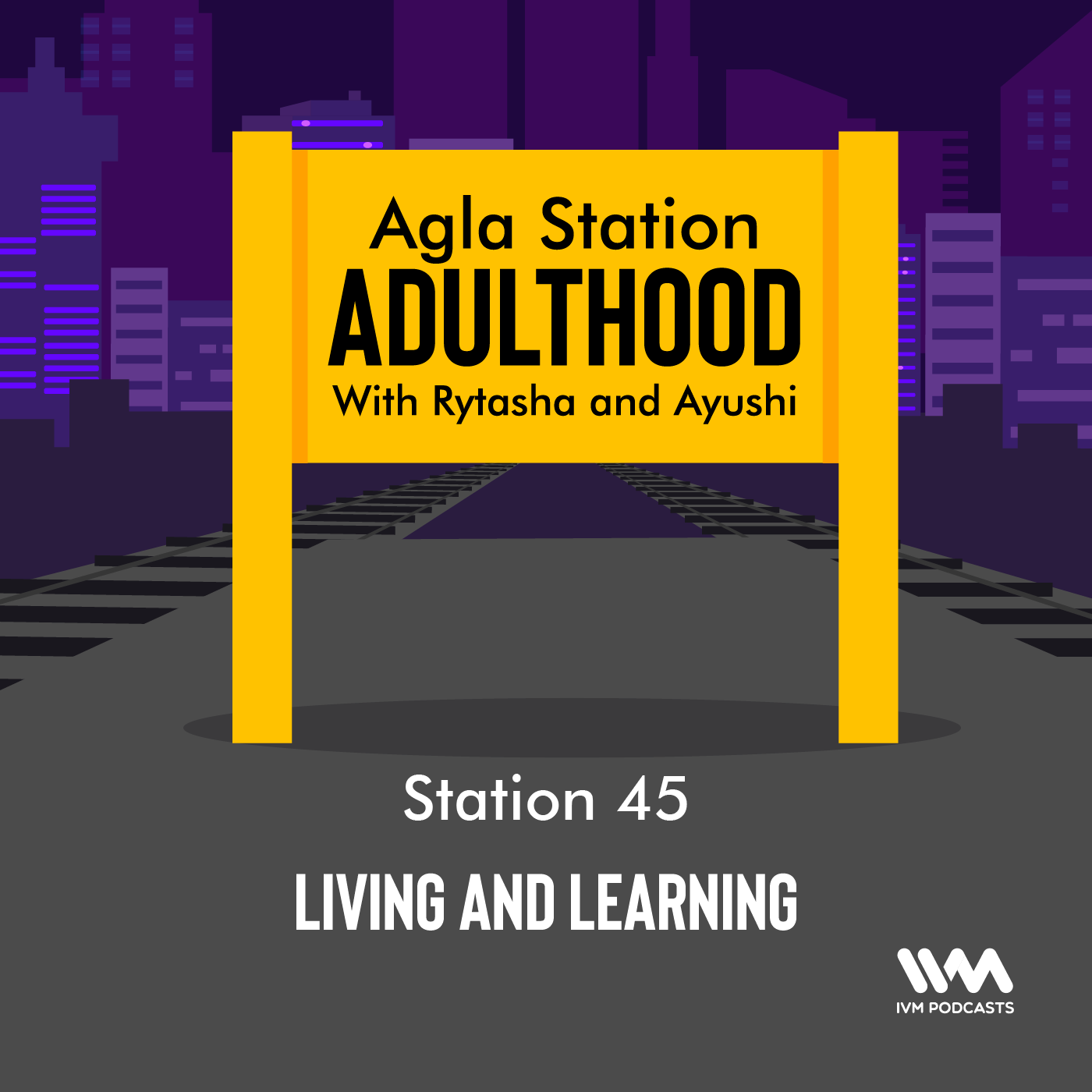Ep. 45: Living and Learning
