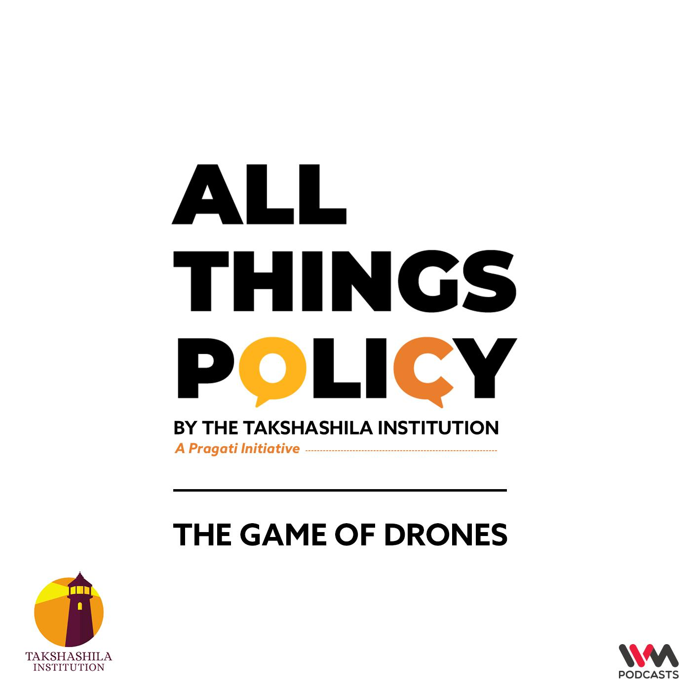 Ep. 631: The Game of Drones