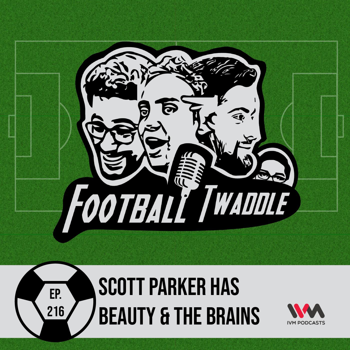 Scott Parker has Beauty & the Brains