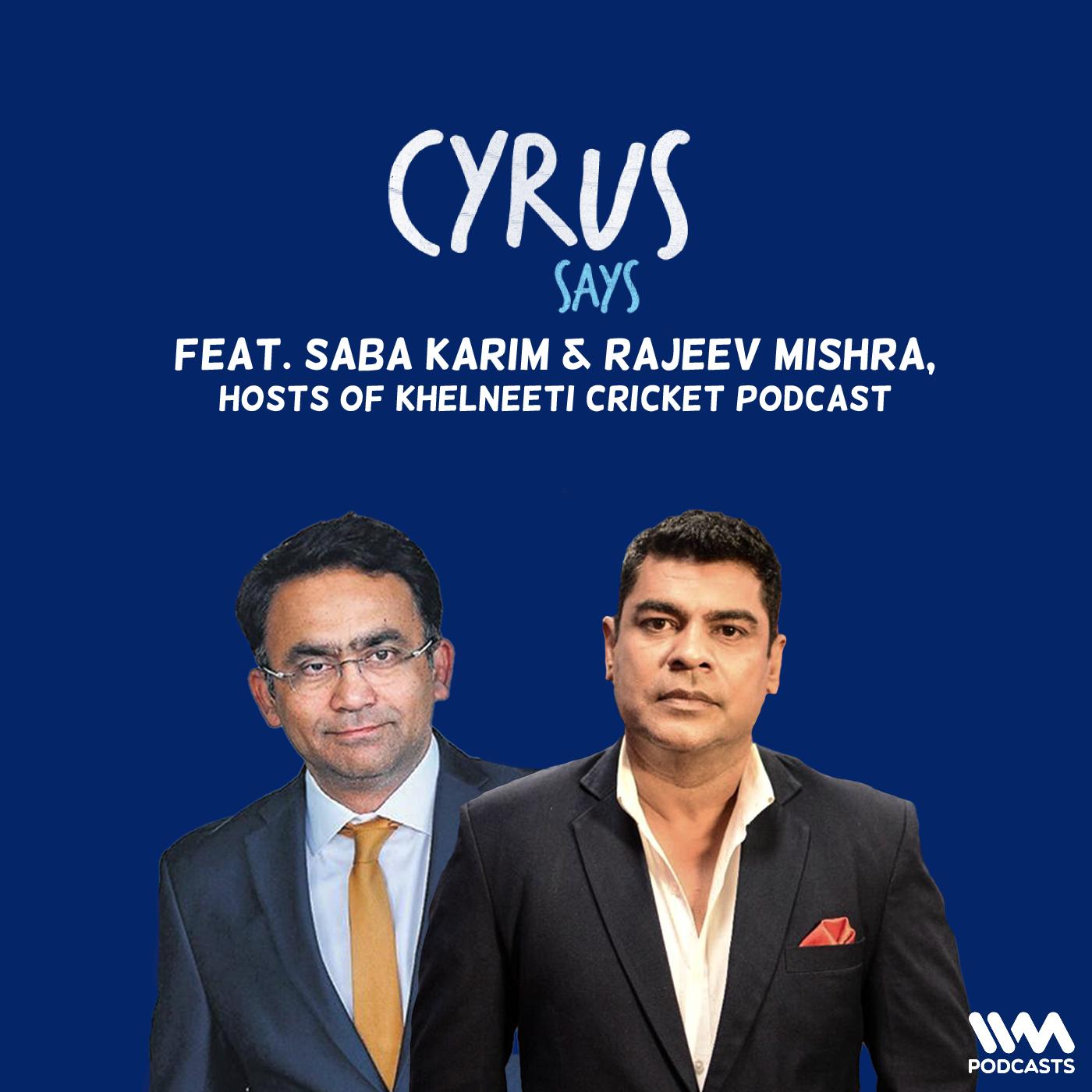 Ep. 669: feat. Rajeev Mishra & Saba Karim