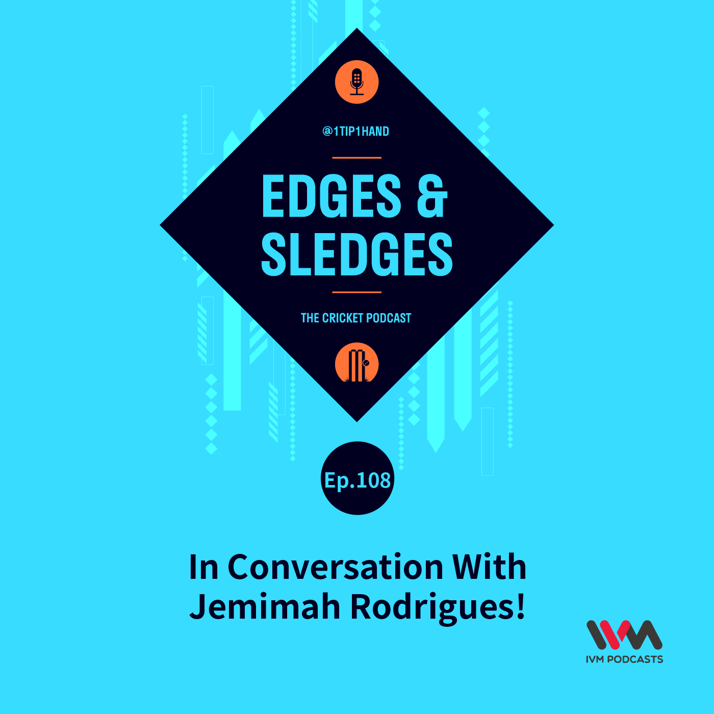 Ep. 108: In Conversation With Jemimah Rodrigues!