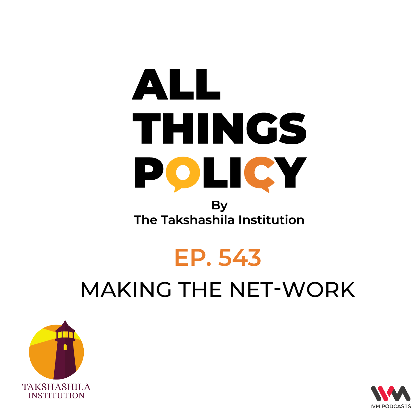 Ep. 543: Making the Net-work