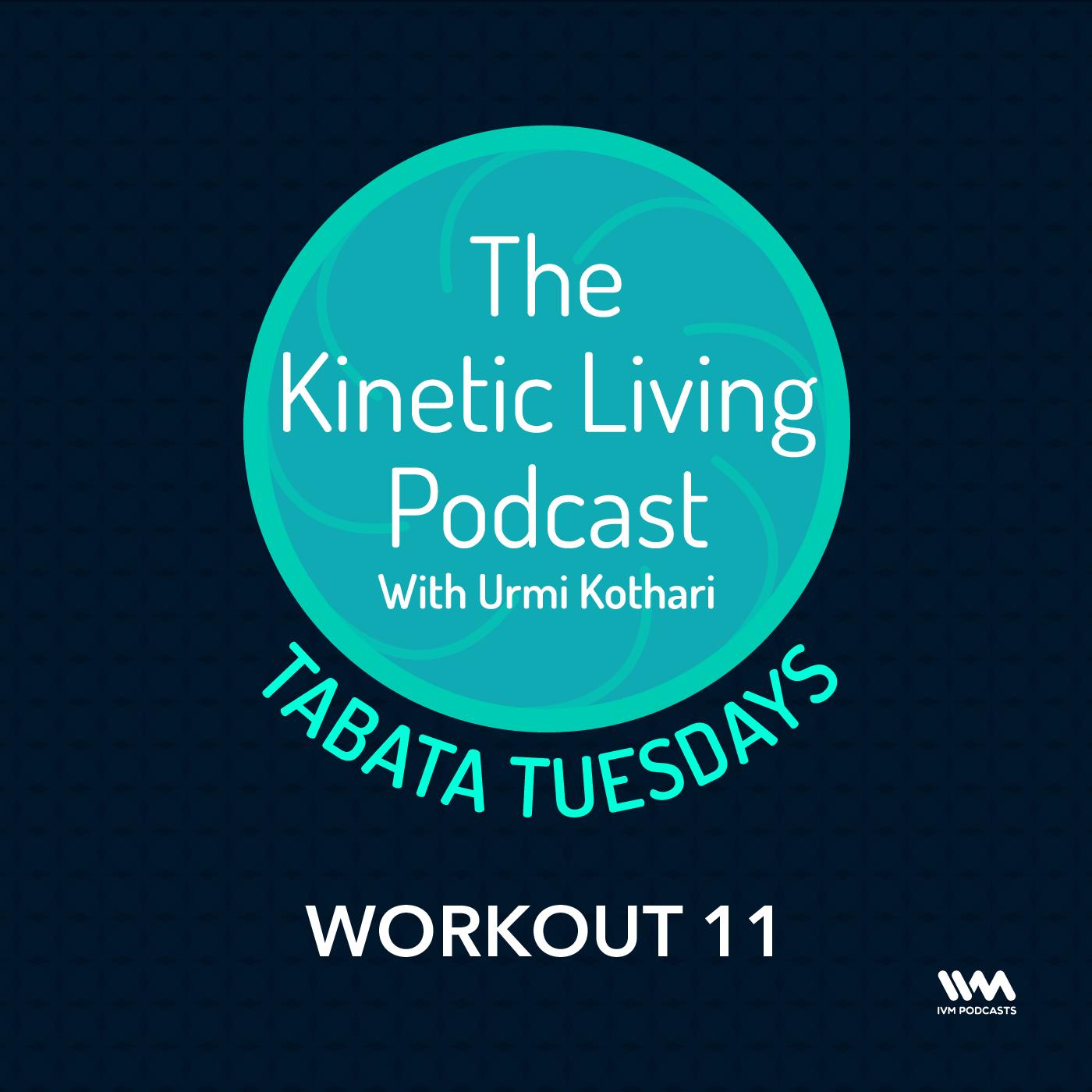 S02 E11: Tabata Tuesday: Workout 11