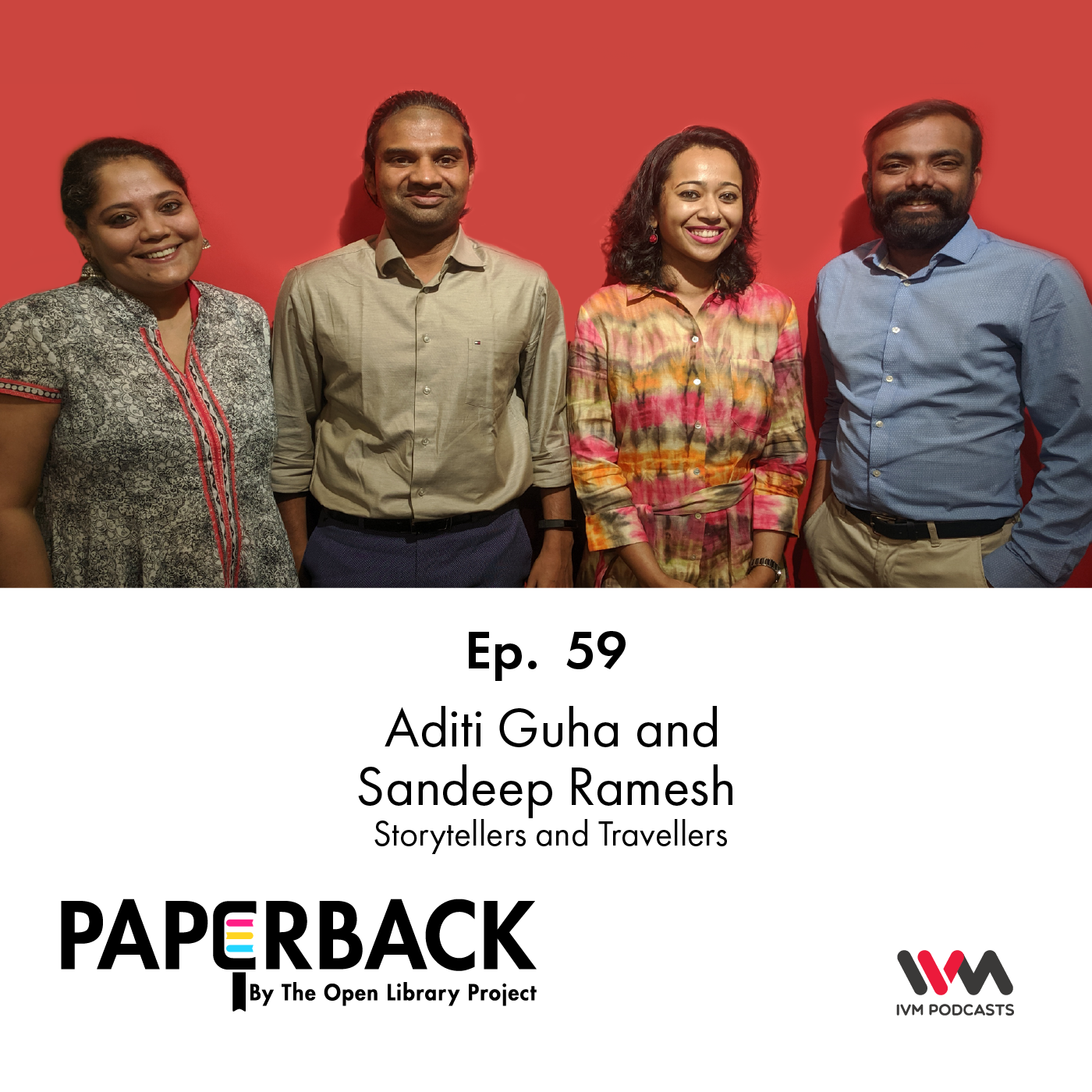 Ep. 59: Aditi Guha and Sandeep Ramesh