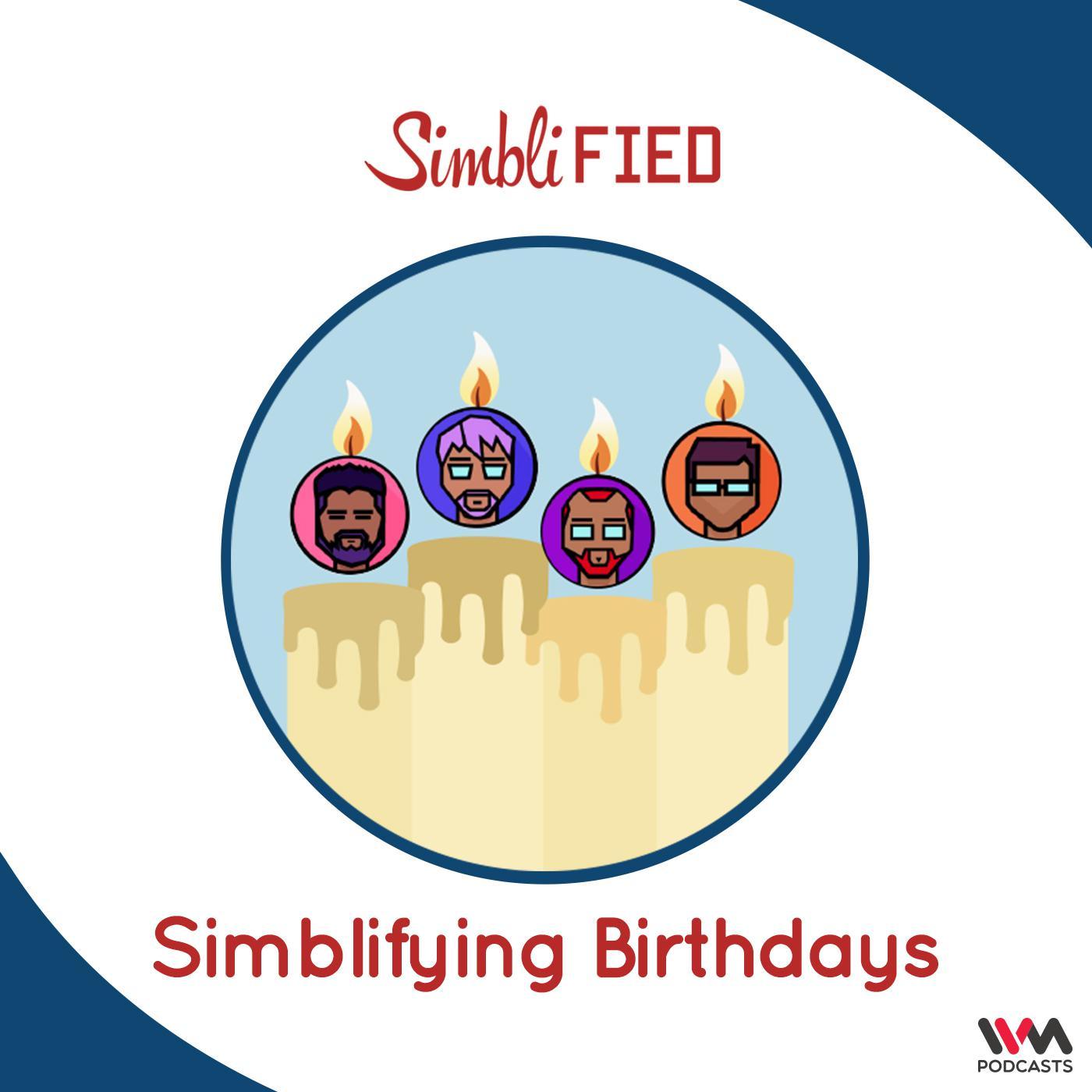 Simblifying Birthdays