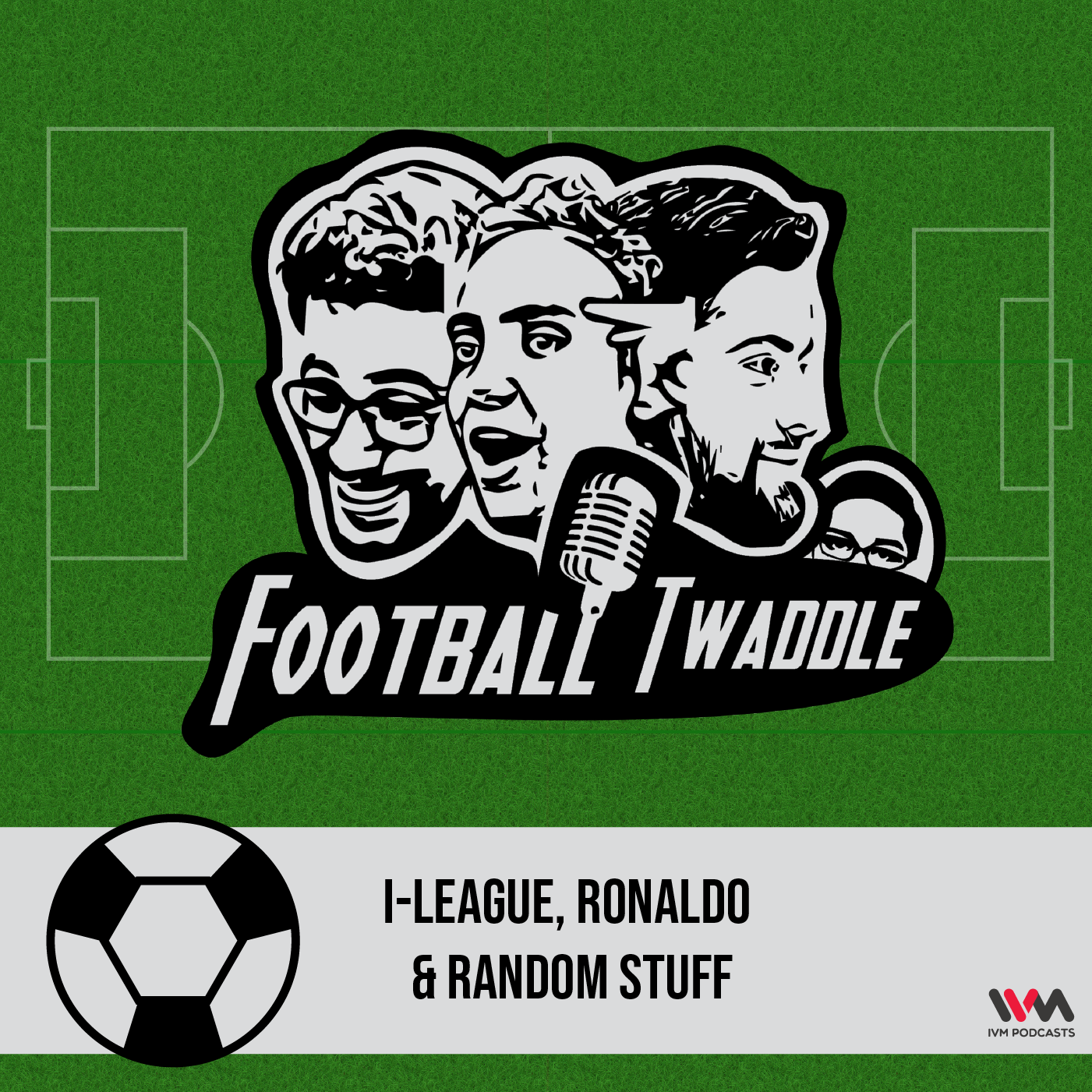 I-league, Ronaldo & Random Stuff