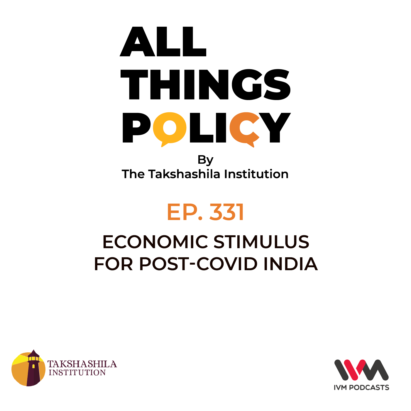 Ep. 331: Economic Stimulus for Post-COVID India