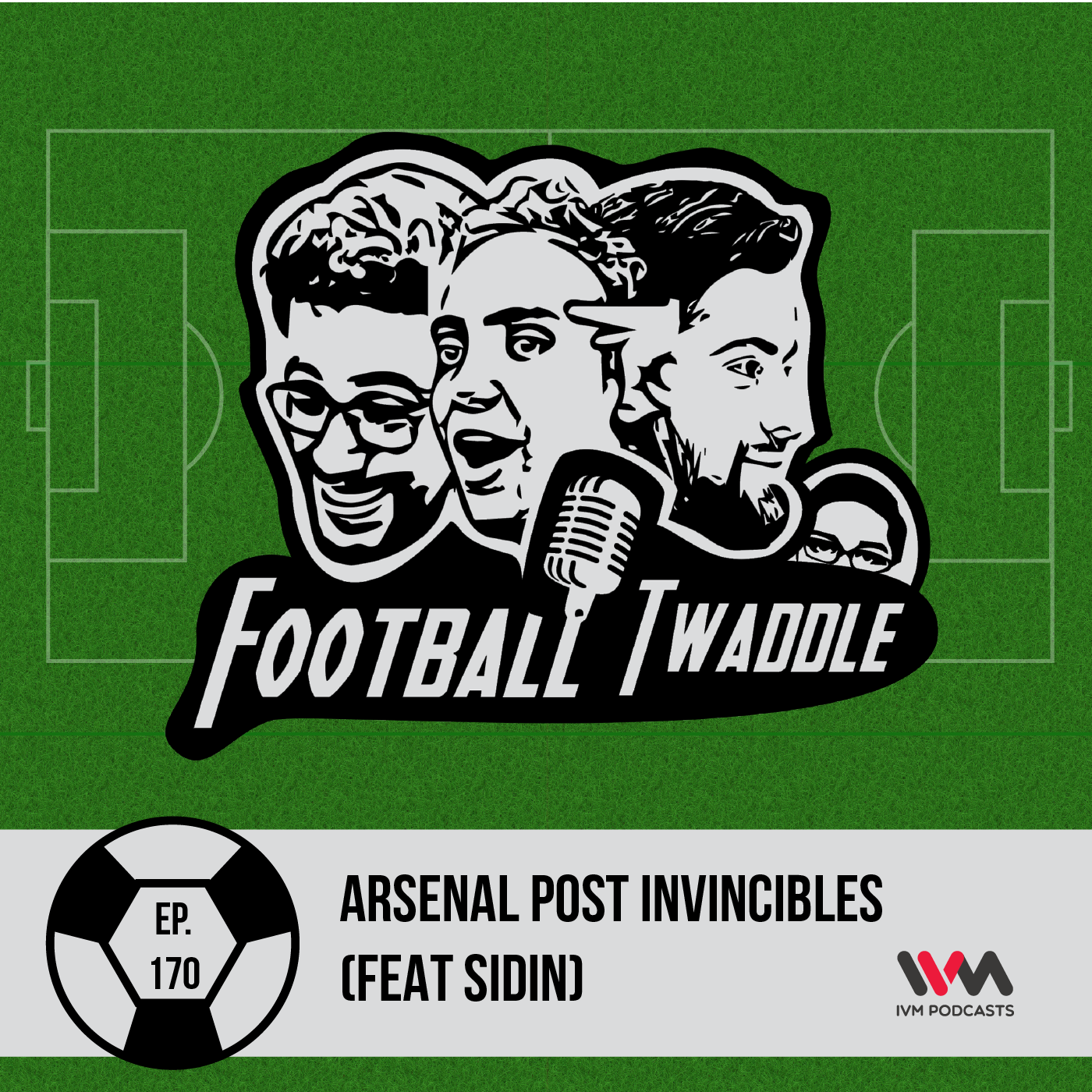 Arsenal Post Invincibles (feat Sidin)
