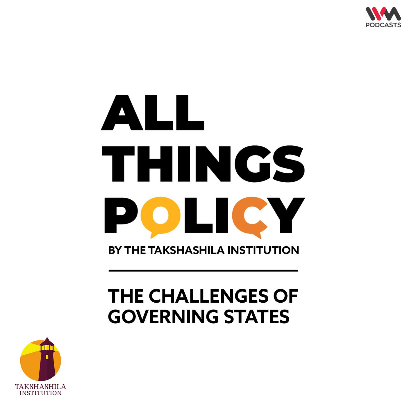 Ep. 595: The Challenges of Governing States