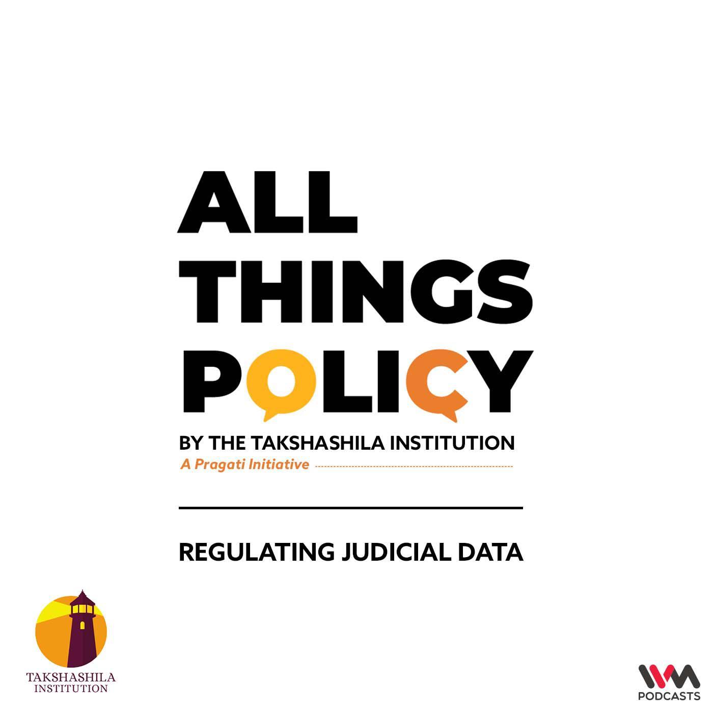 Regulating Judicial Data