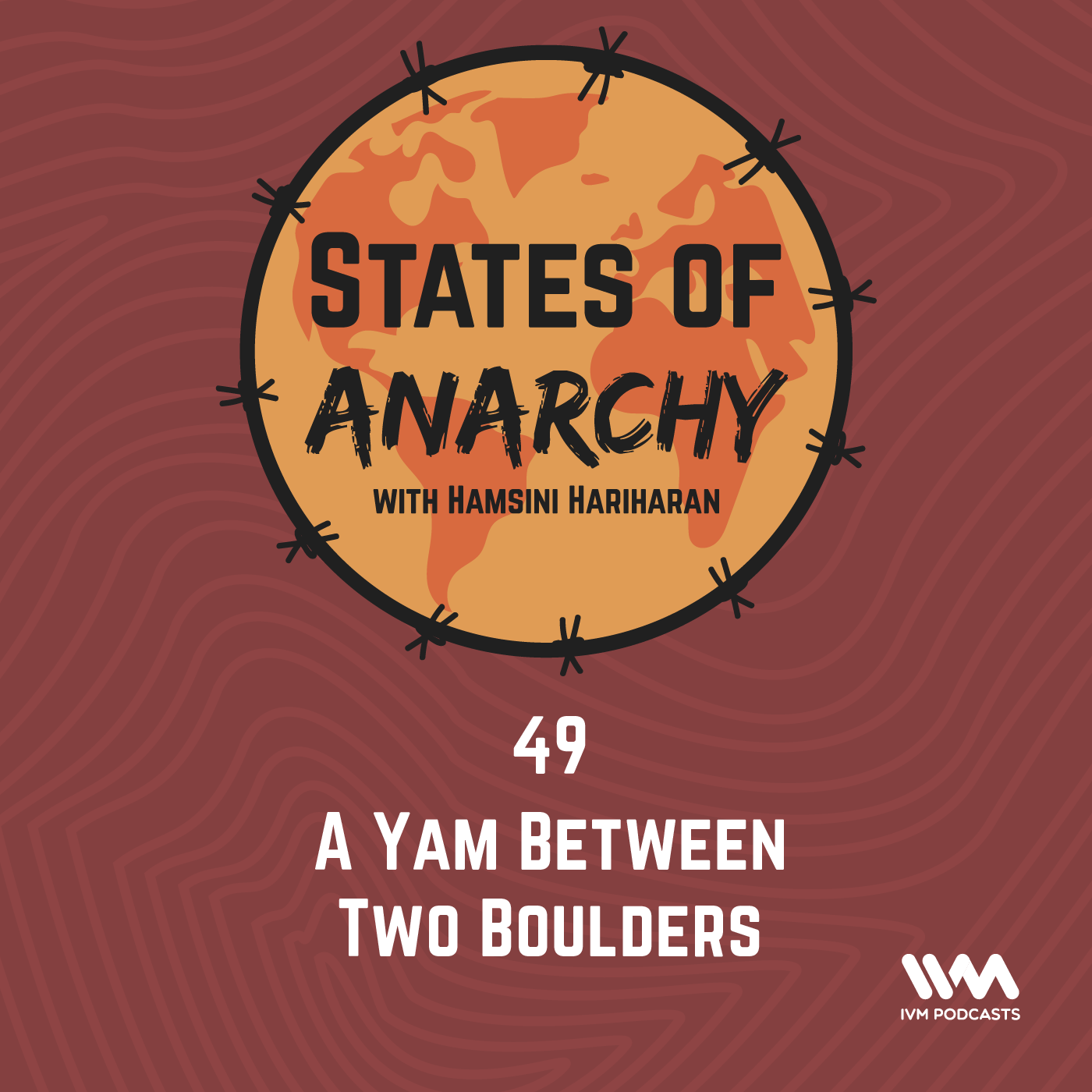 Ep. 49: A Yam Between Two Boulders