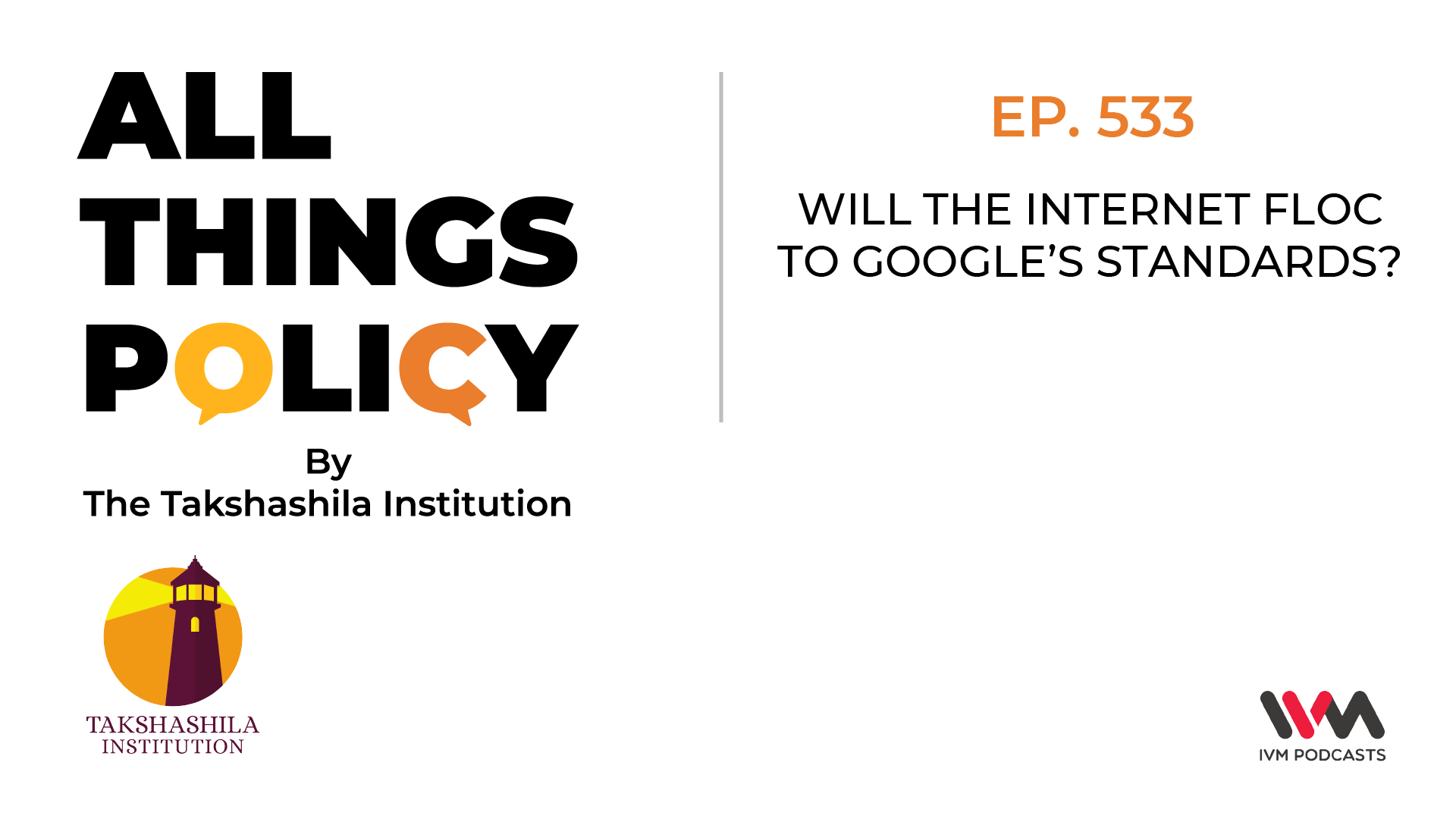 Ep. 533: Will the Internet FLoC to Google's Standards?