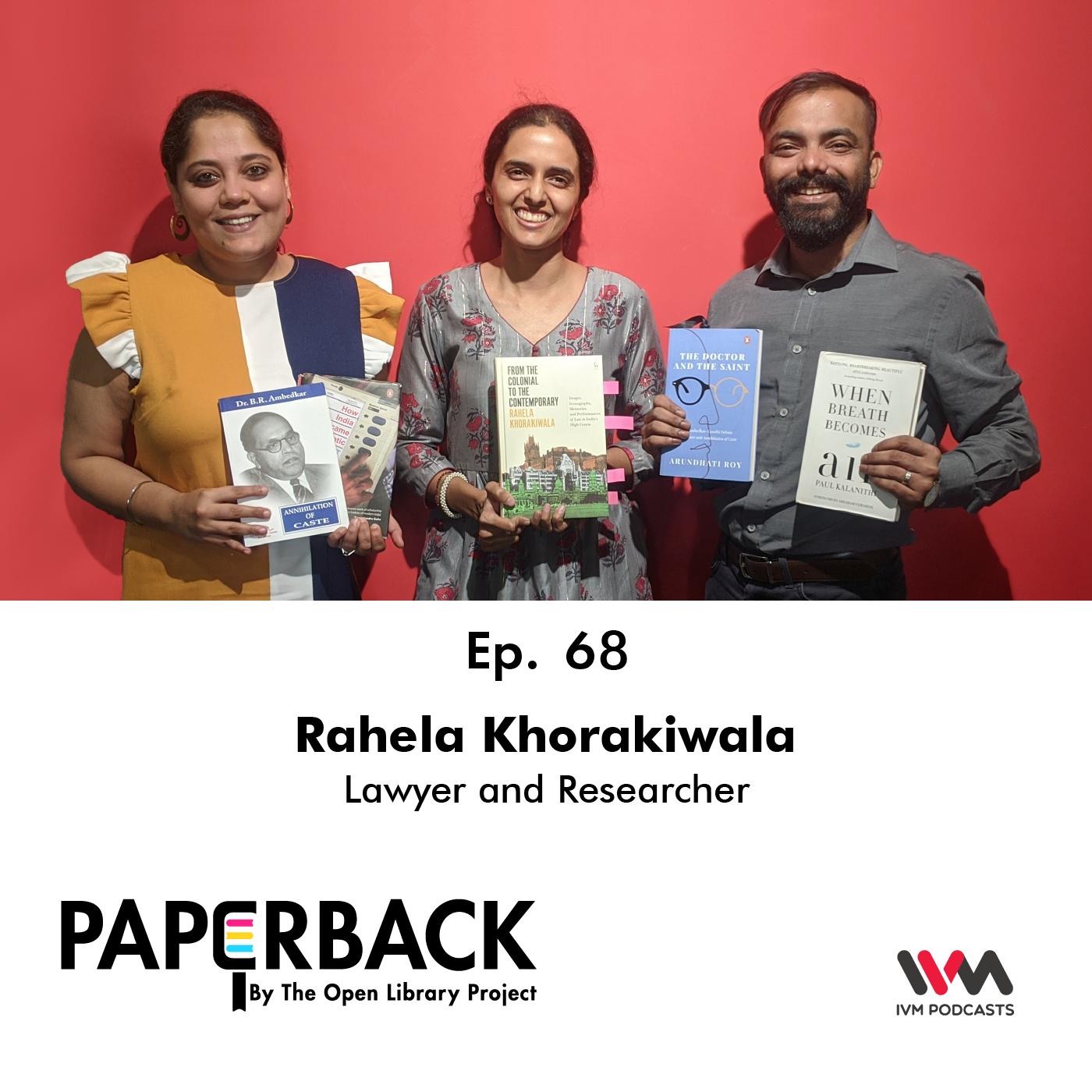 Ep. 68: Rahela Khorakiwala
