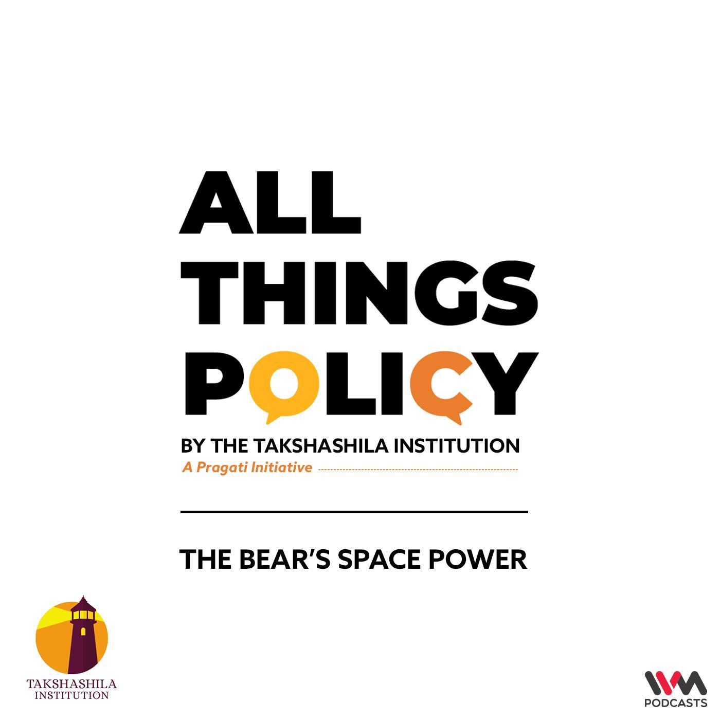 The Bear's Space Power