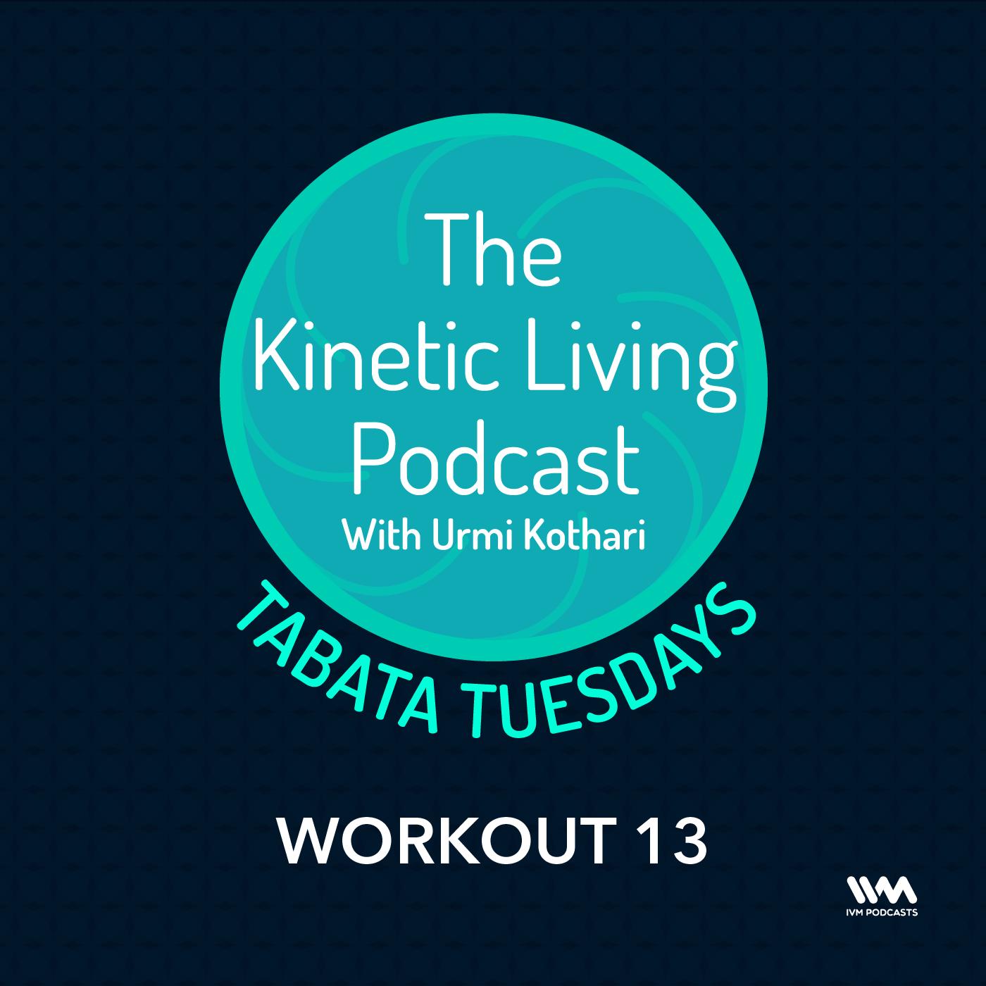 S02 E13: Tabata Tuesday: Workout 13