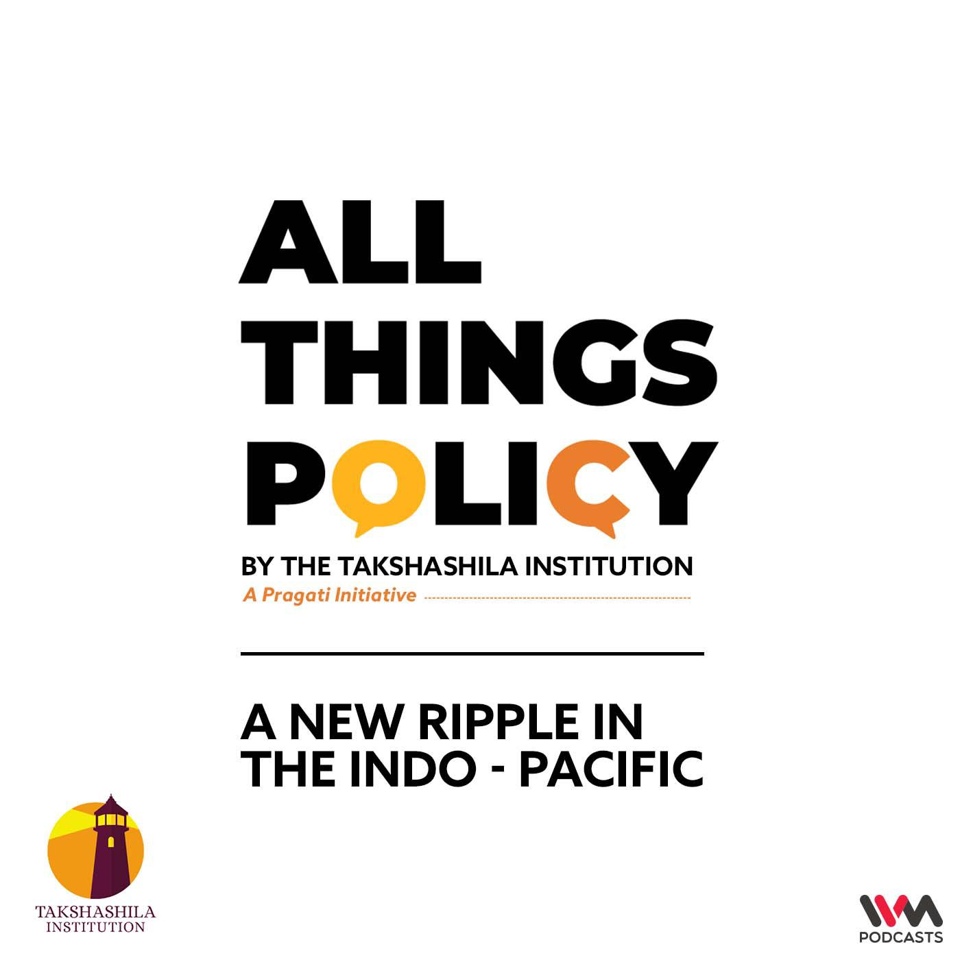 A New Ripple in the Indo-Pacific