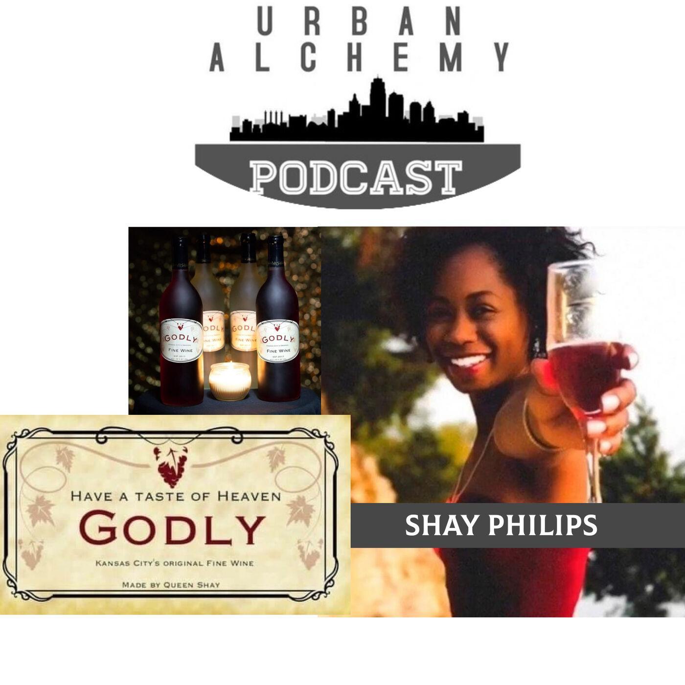 Shay Philips - Godly Fine Wine